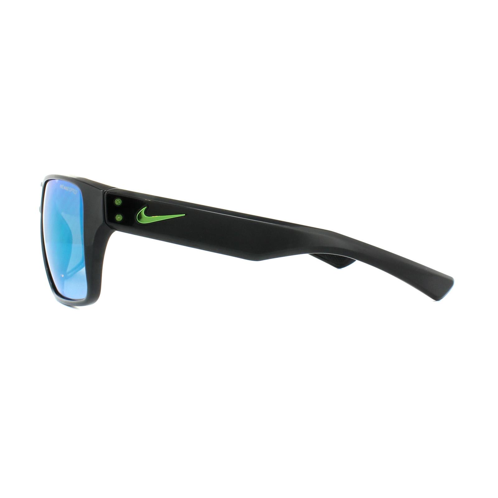 CENTINELA Nike gafas de sol cargador R EV0764 espejo Flash verde negro  brillante 030 118495dd3159