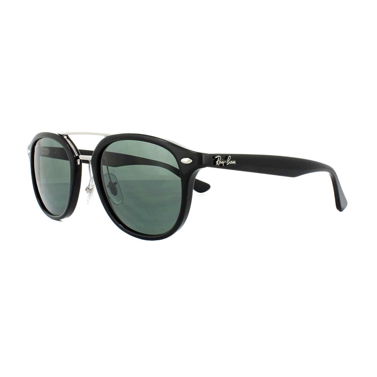 9741eee4e4 Ray-Ban Sunglasses 2183 901 71 Black Green 8053672741339
