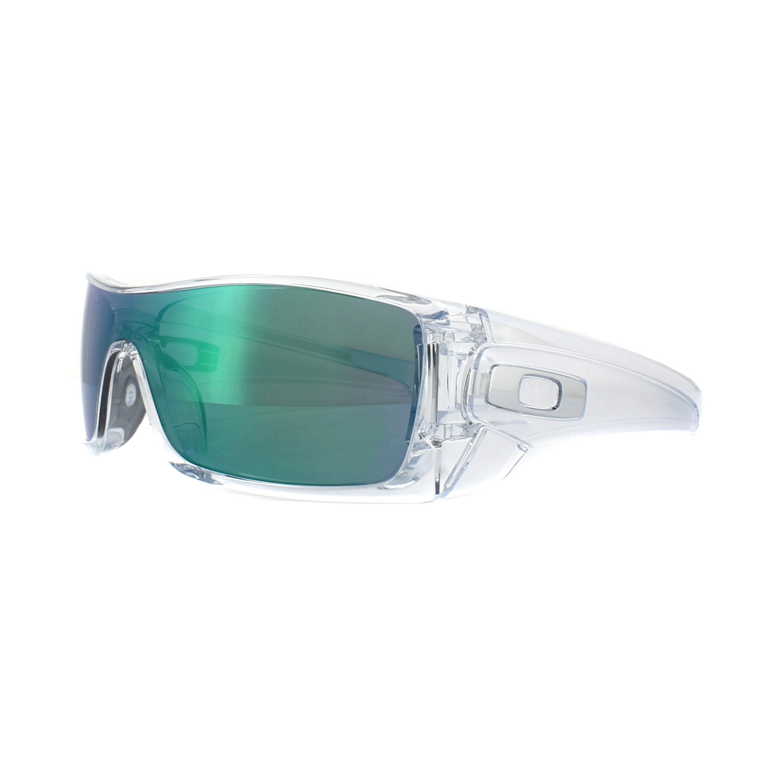 370db369122 Sentinel Oakley Sunglasses Batwolf OO9101-54 Polished Clear Jade Iridium
