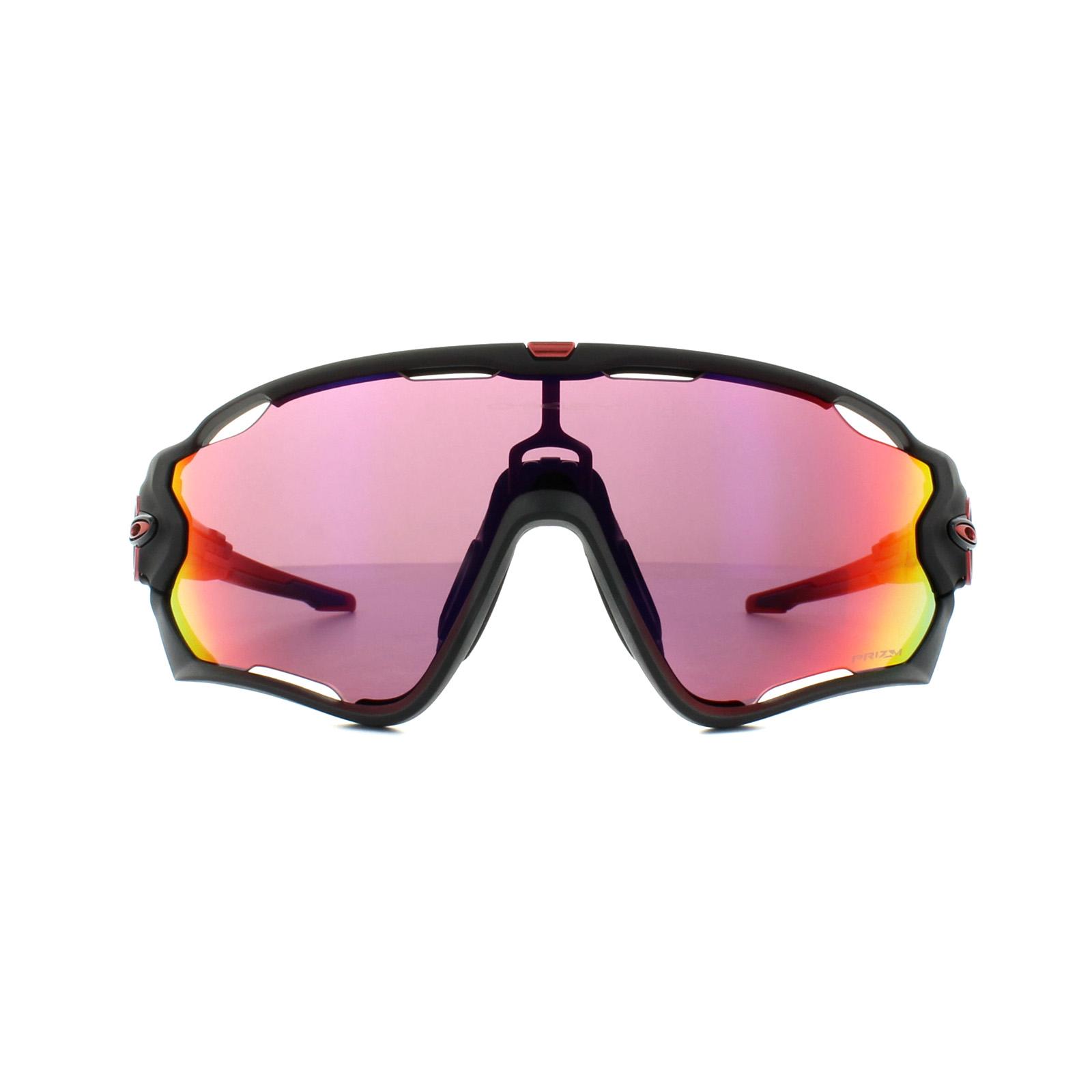 Sol Jawbreaker Oo9290 Oakley Gafas Negro Road 20 Prizm Detalles Mate De fy7m6bvIYg