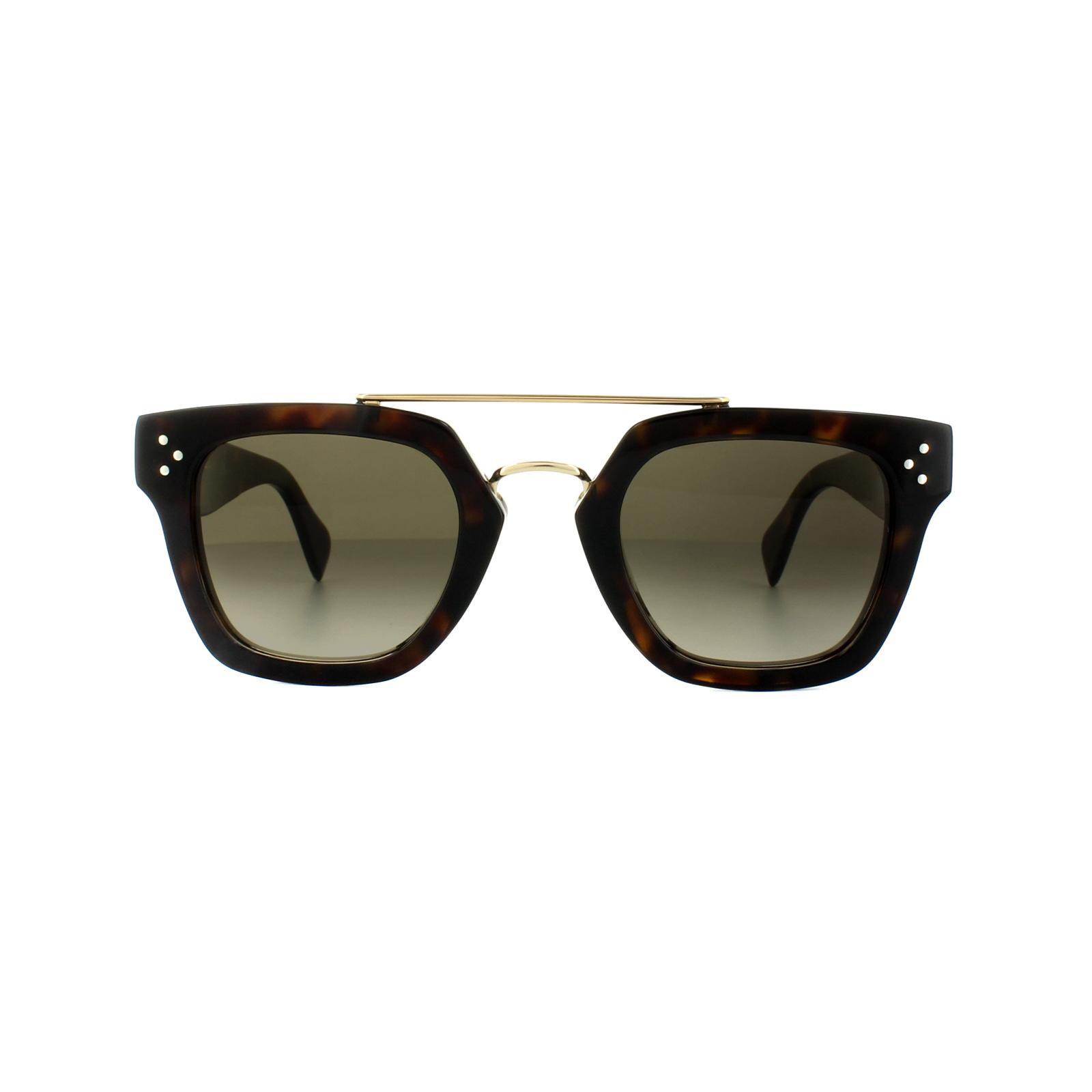 f2f2a9c8559 Sentinel Celine Sunglasses 41077 S Bridge 086 Z3 Havana Green Gradient