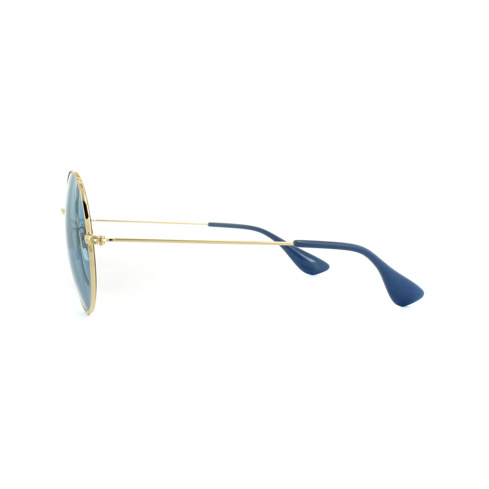 7dc93efaf56 Sentinel Ray-Ban Sunglasses Ja-Jo 3592 001 F7 Gold Light Blue