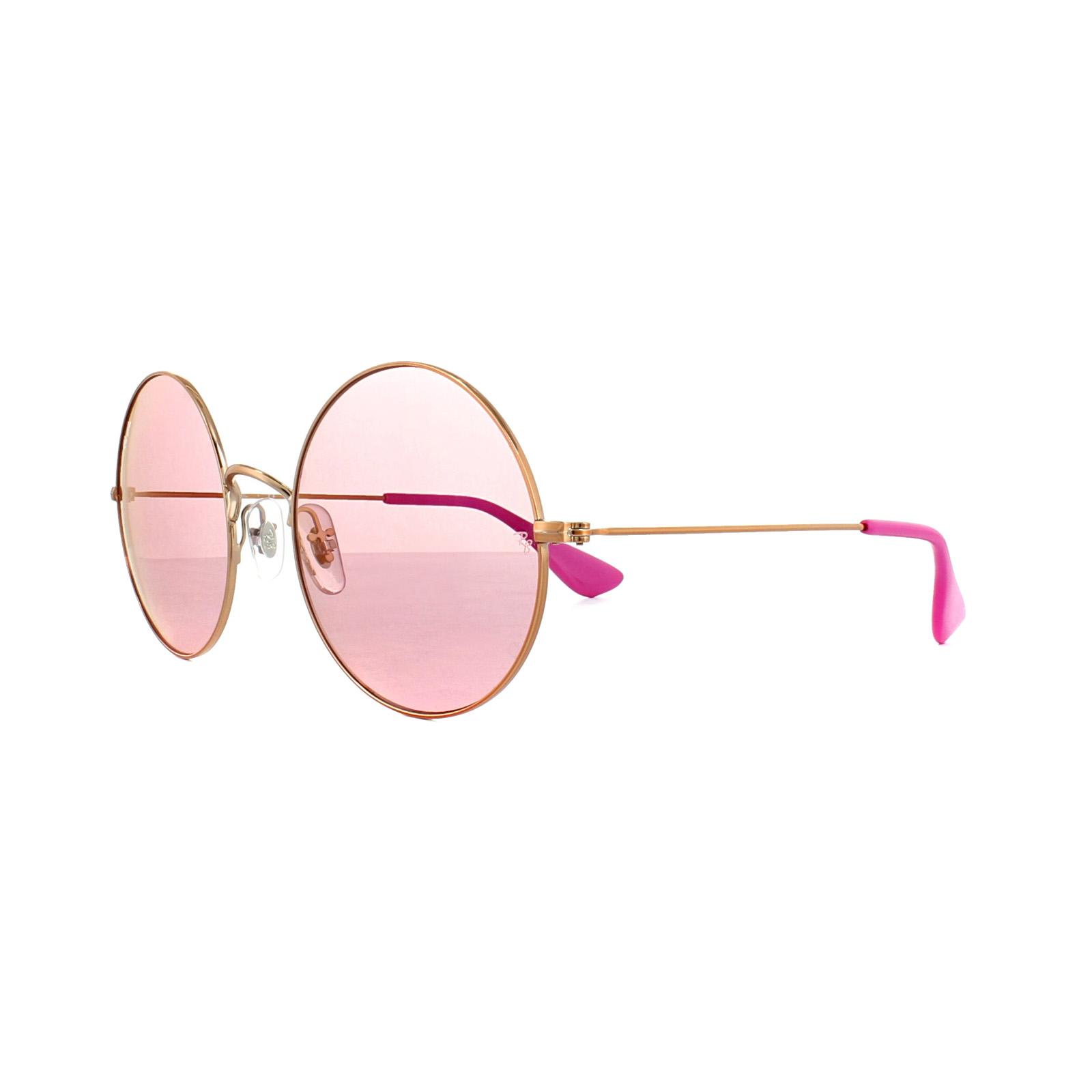 6a4543c502f Sentinel Ray-Ban Sunglasses Ja-Jo 3592 9035F6 Bronze Copper Pink