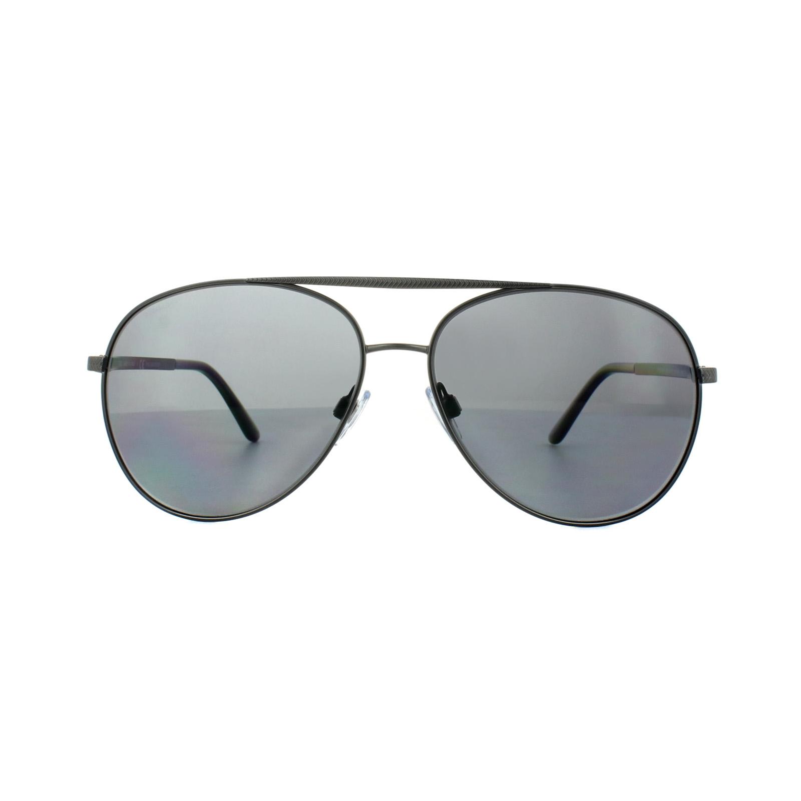 e31561d1ff47 Sentinel Thumbnail 2. Sentinel Giorgio Armani Sunglasses AR6030 312181 Matt  Grey Grey Polarized