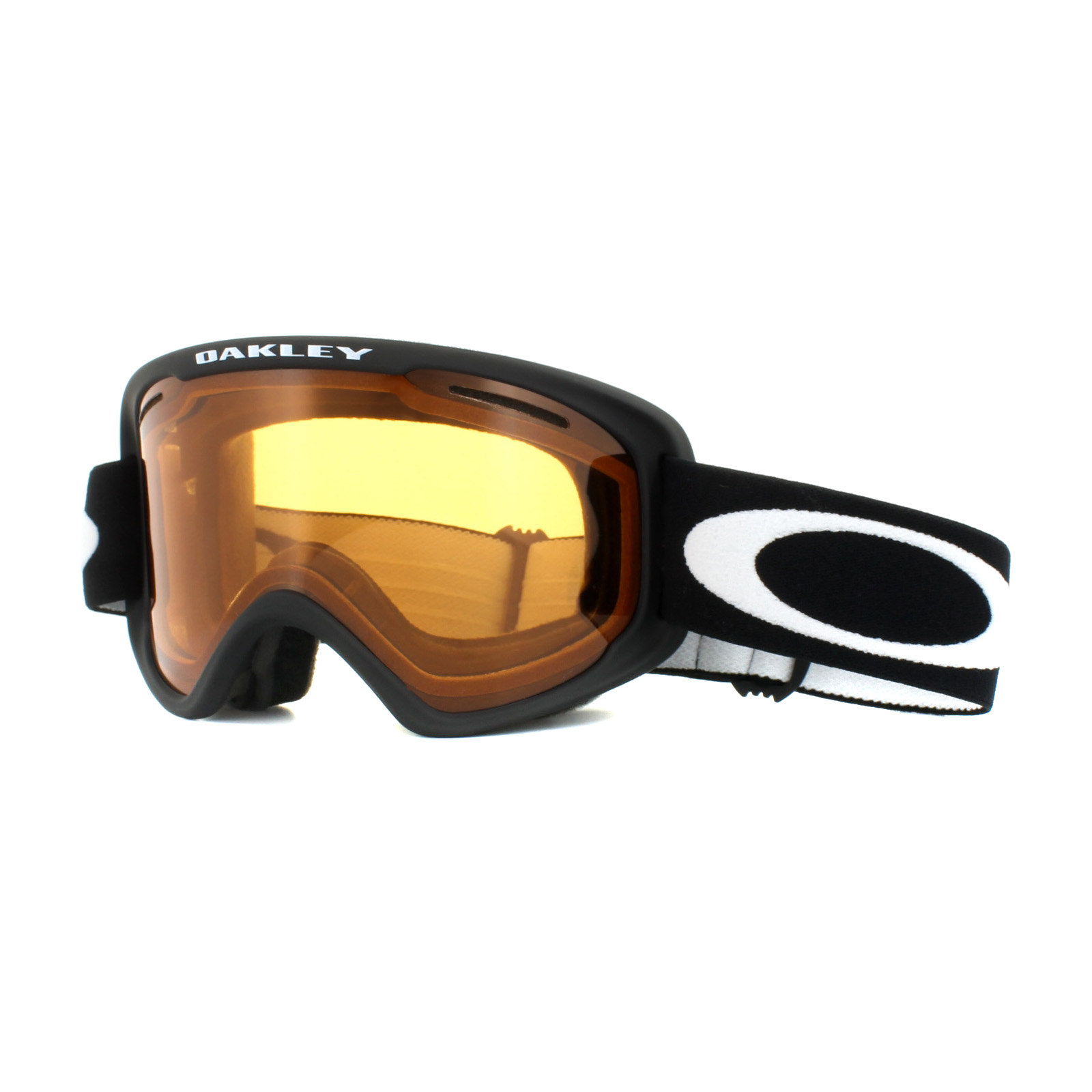 d8e8047bd9 Sentinel Oakley Ski Goggles O2 XM OO7066-20 Matt Black Persimmon