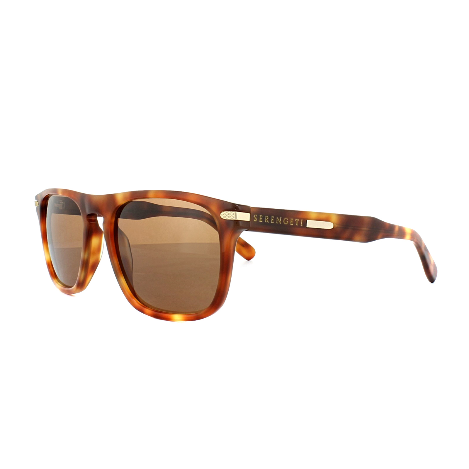 Brown Rum Enrico Sunglasses Serengeti Tortoise Butter 8151 Drivers w600gI