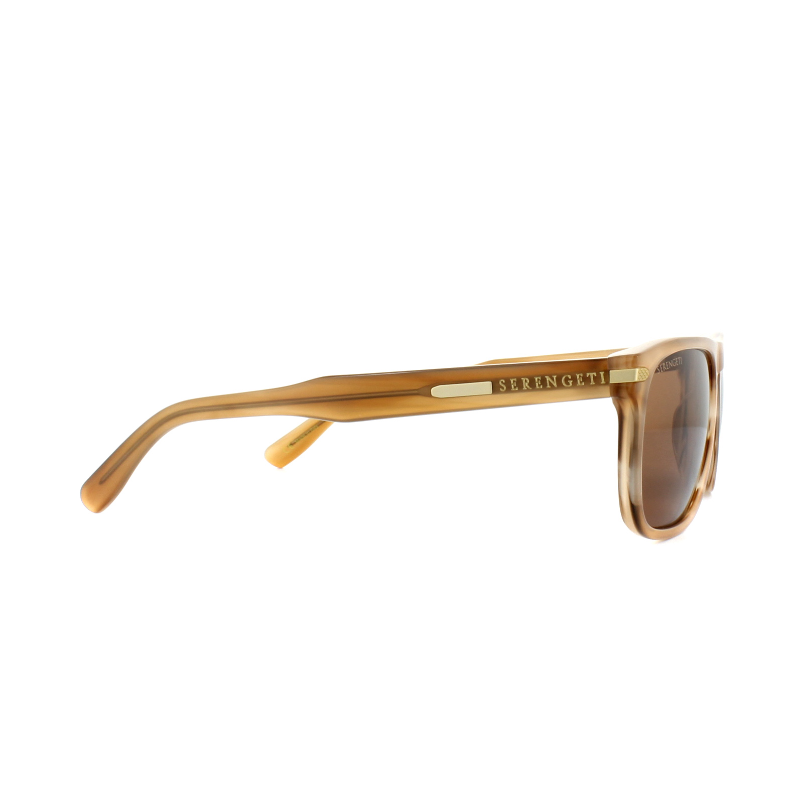 f910890d5ed Sentinel Serengeti Sunglasses Enrico 8152 Crystal Wood Drivers Brown  Polarized