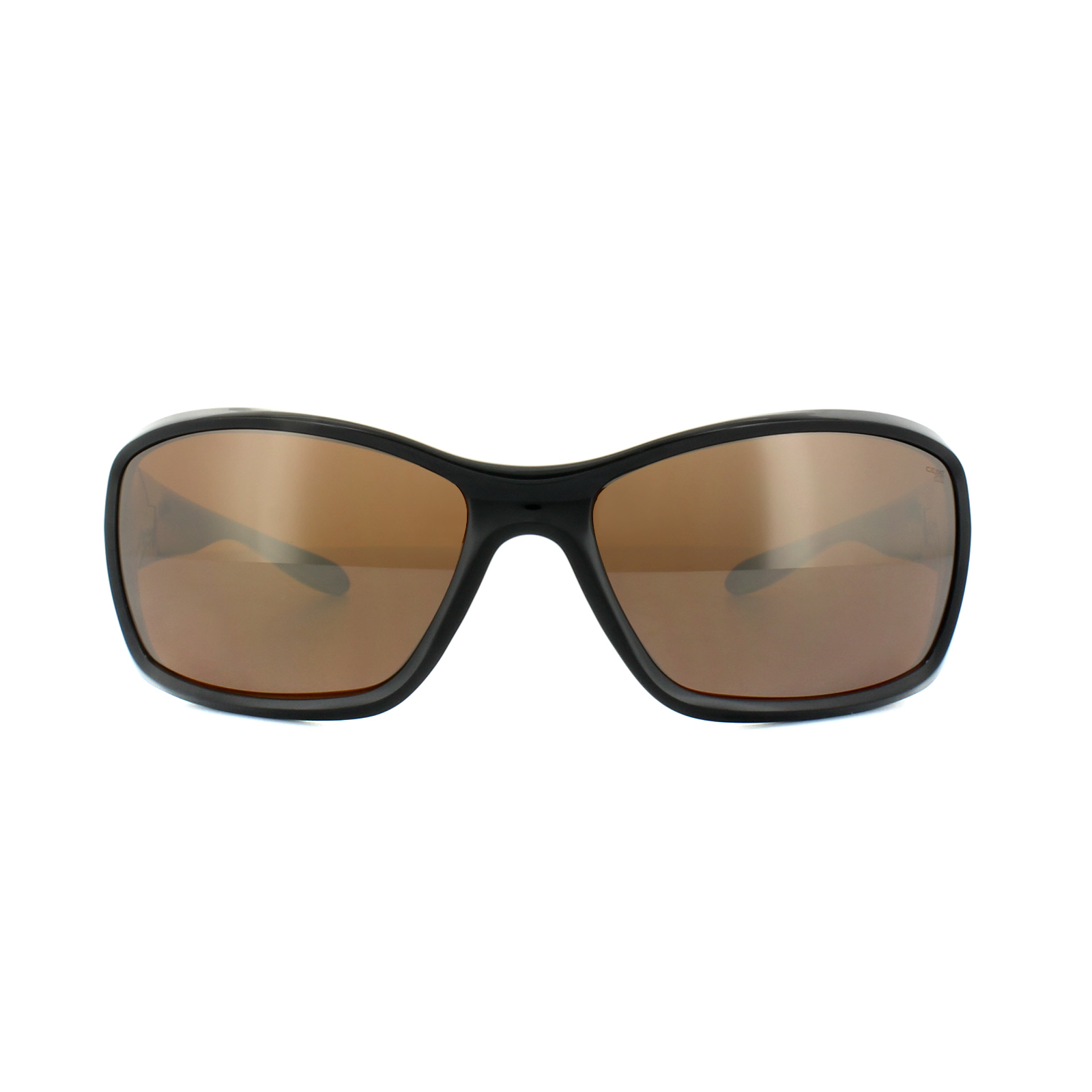 97831aaaaa Sentinel Cebe Sunglasses Impulse CB1792DK Shiny Black 2000 Brown Cat.4