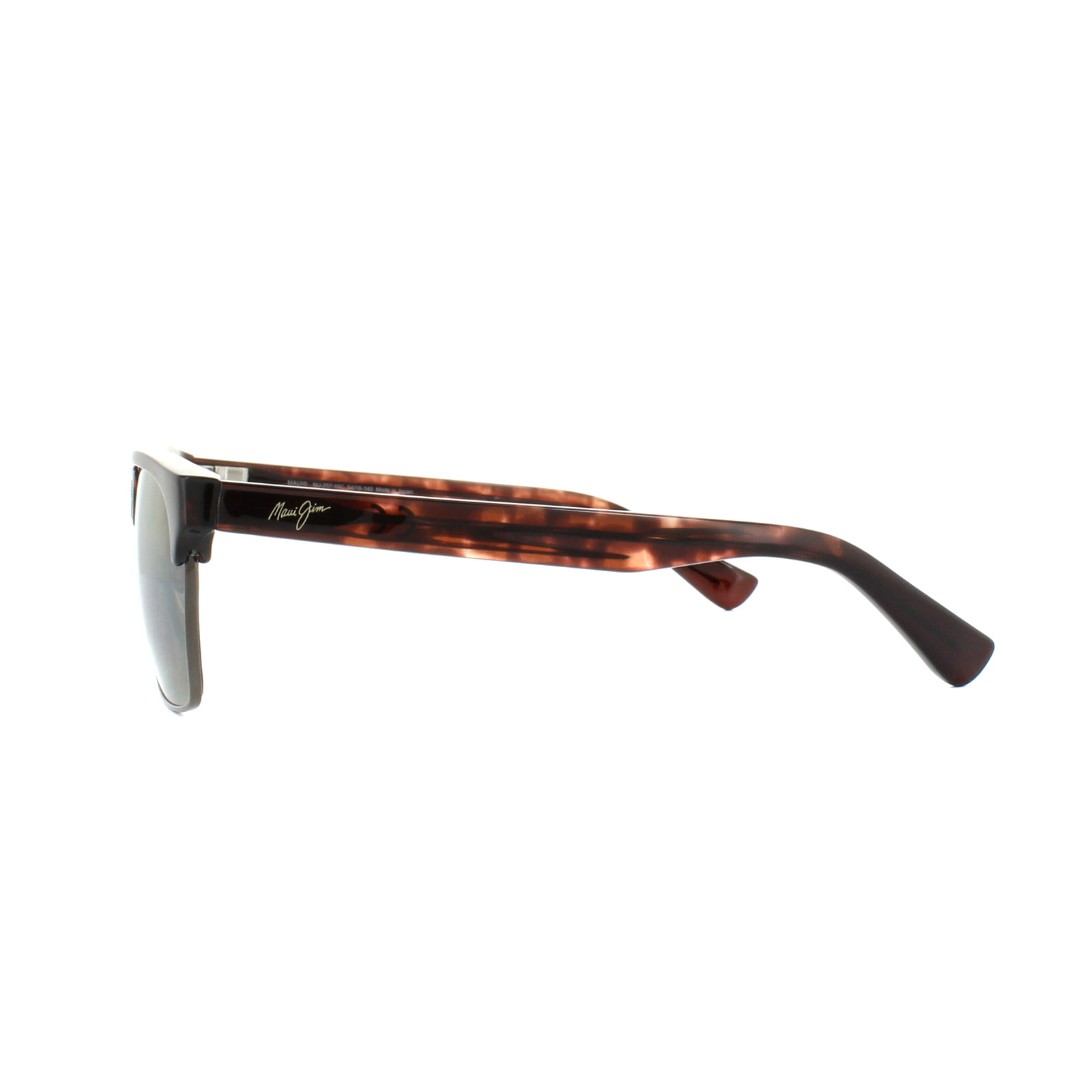 8bfb6485ef0b Details about Maui Jim Sunglasses Kawika H257-16C Tortoise Antique Gold HCL  Bronze