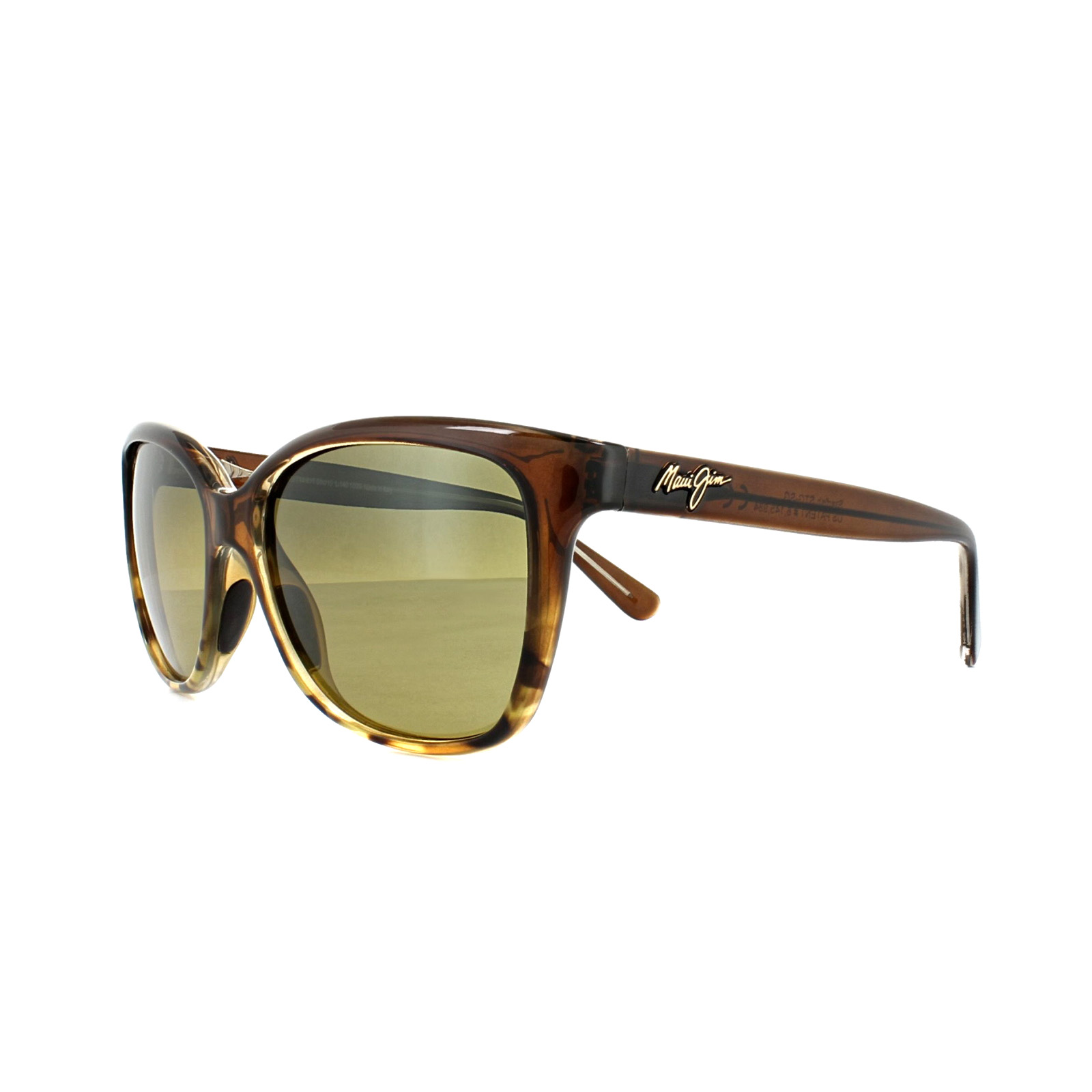 e618e4a7319 Sentinel Maui Jim Sunglasses Starfish HS744-01T Translucent Tortoise with  Chocolate HCL B
