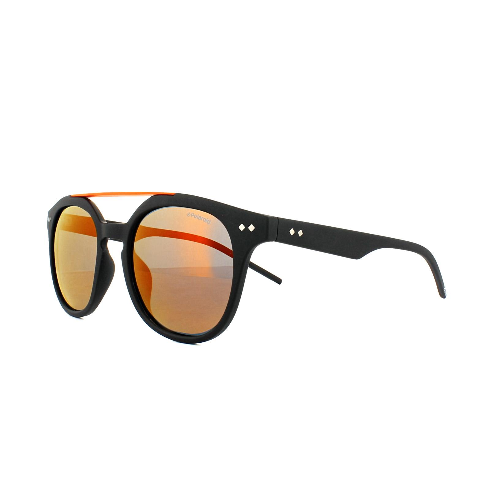 Polaroid Sonnenbrille » PLD 1023/S«, schwarz, DL5/Y2 - schwarz/grau