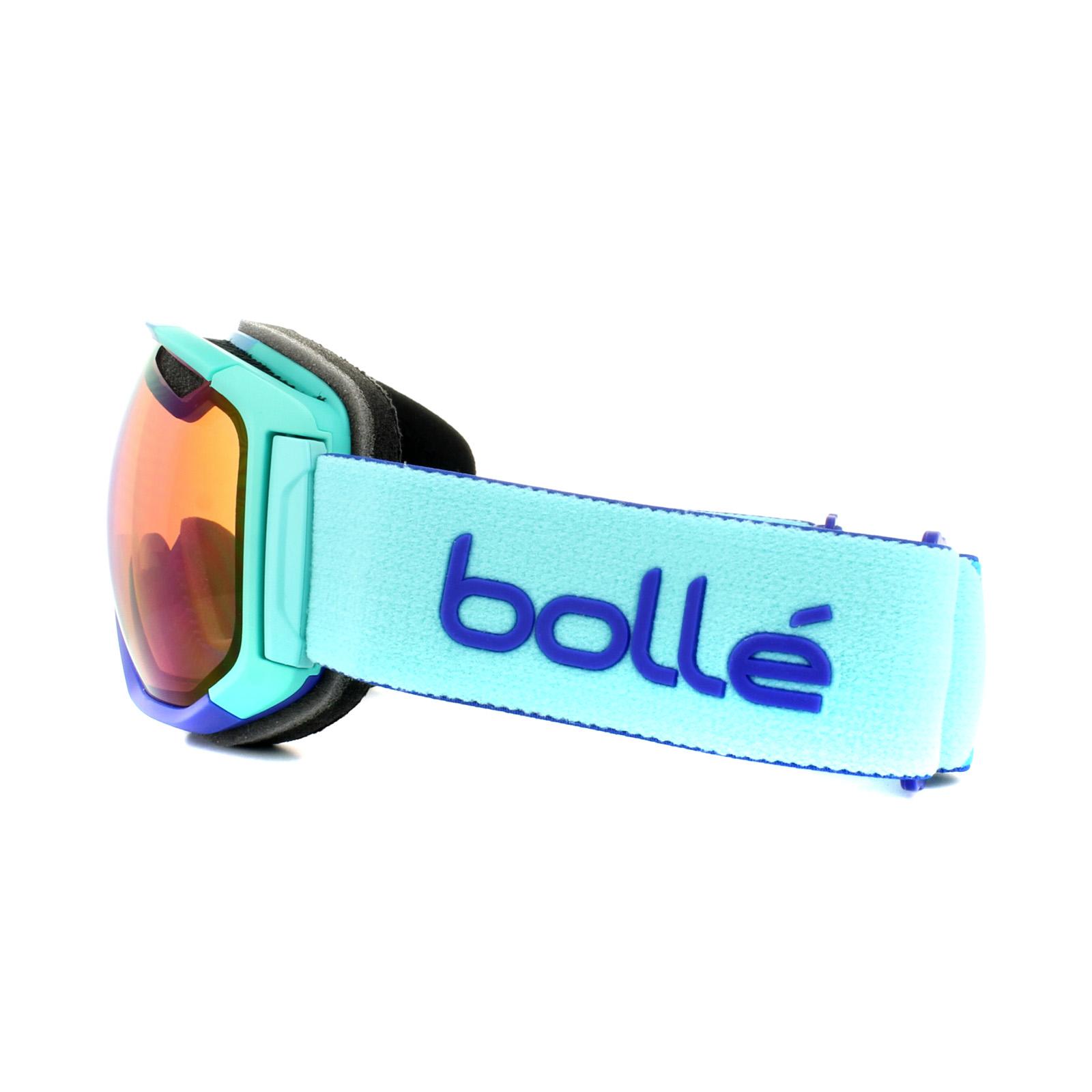 20267c138e Sentinel Bolle Ski Goggles Tsar 21447 Matt Blue Aurora. Sentinel Thumbnail 3