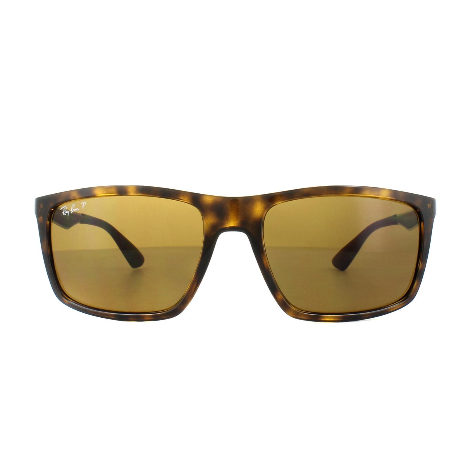 32faa5e3f4 ... discount sentinel ray ban sunglasses 4228 710 83 havana gunmetal brown  b 15 polarized 40c88 a044c