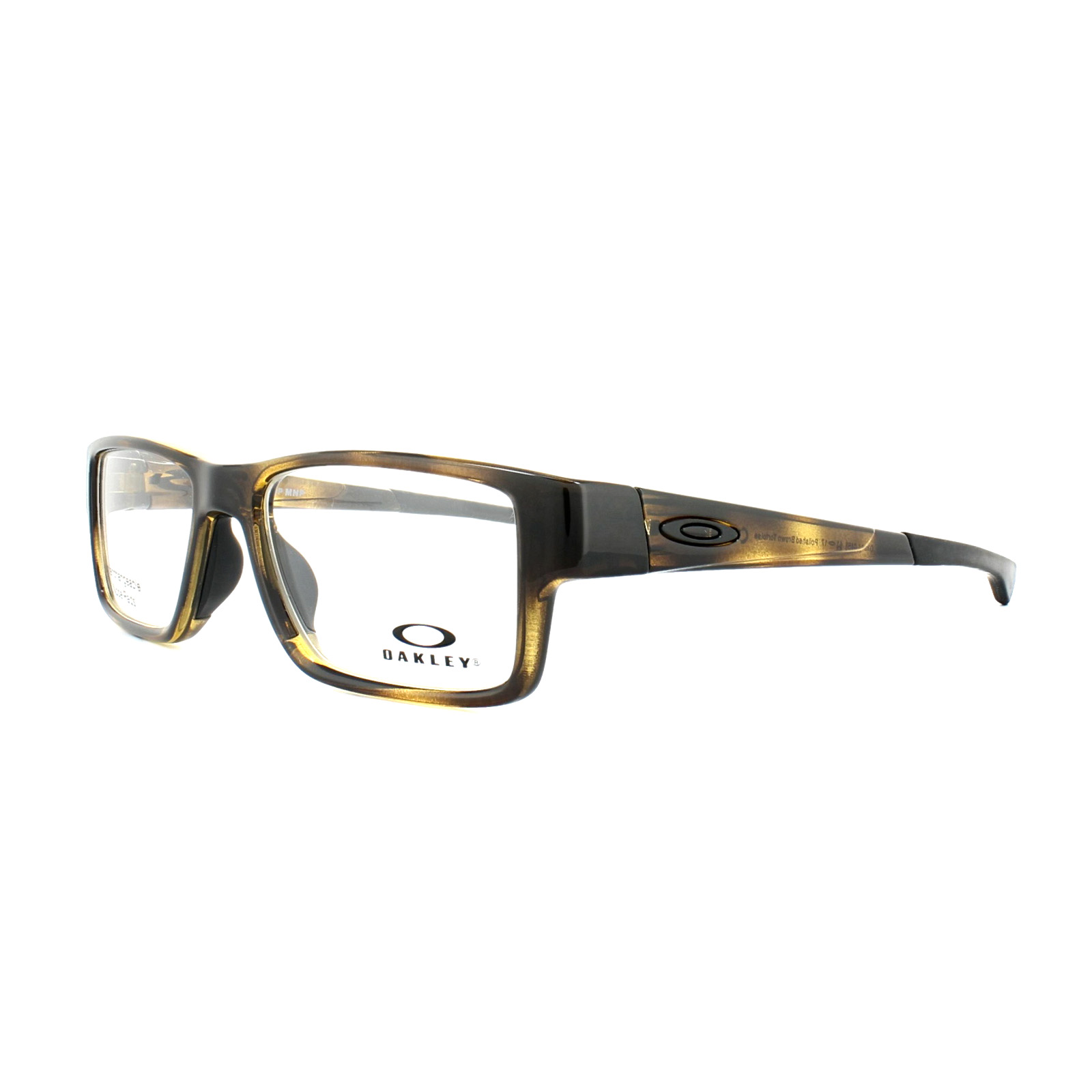 2a4215176aebb Sentinel Oakley Glasses Frames Airdrop Trubridge OX8121-04 Polished Brown  Tortoise