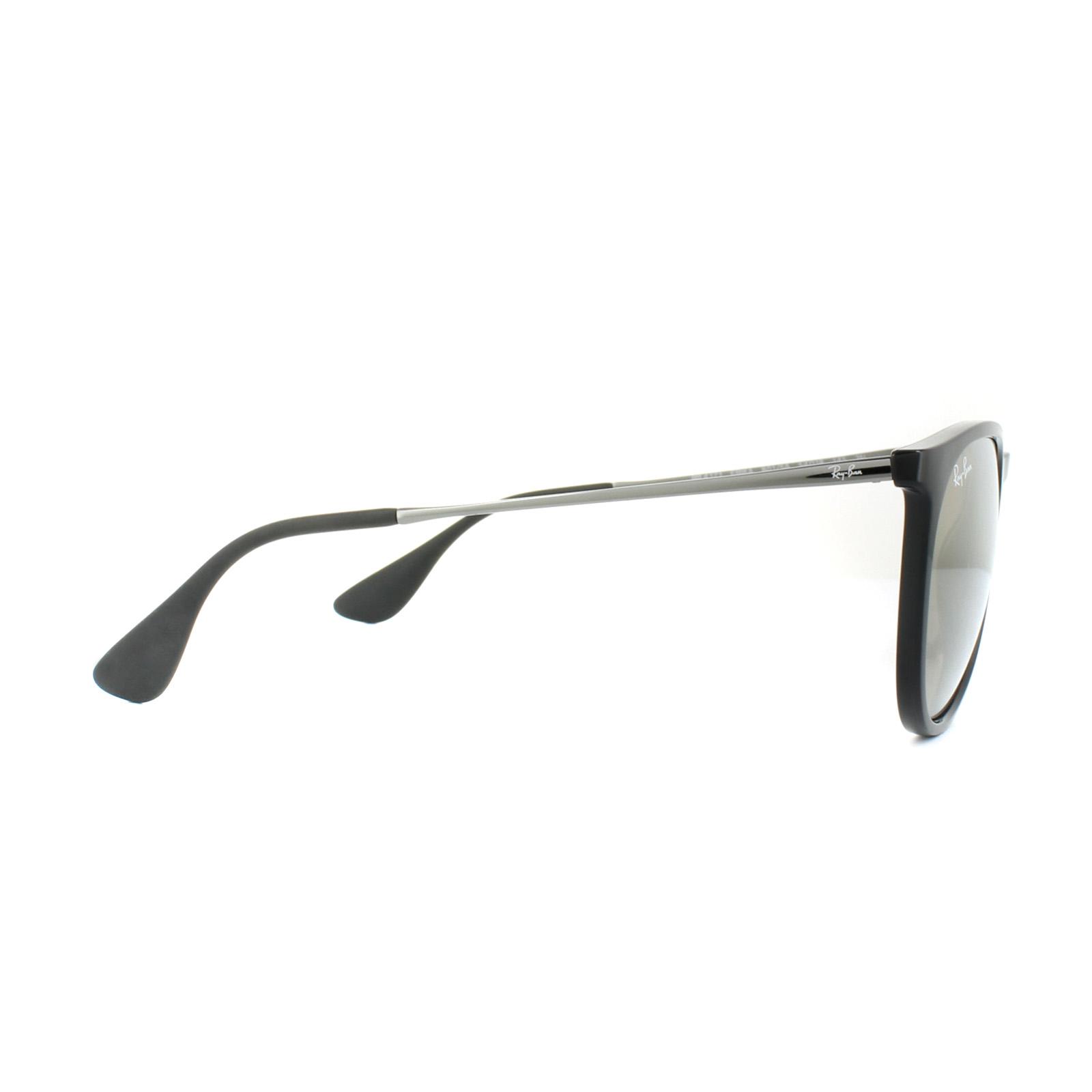 341f86ed8a CENTINELA Erika de gafas de sol Ray-Ban 4171 601/5A negro oro marrón luz