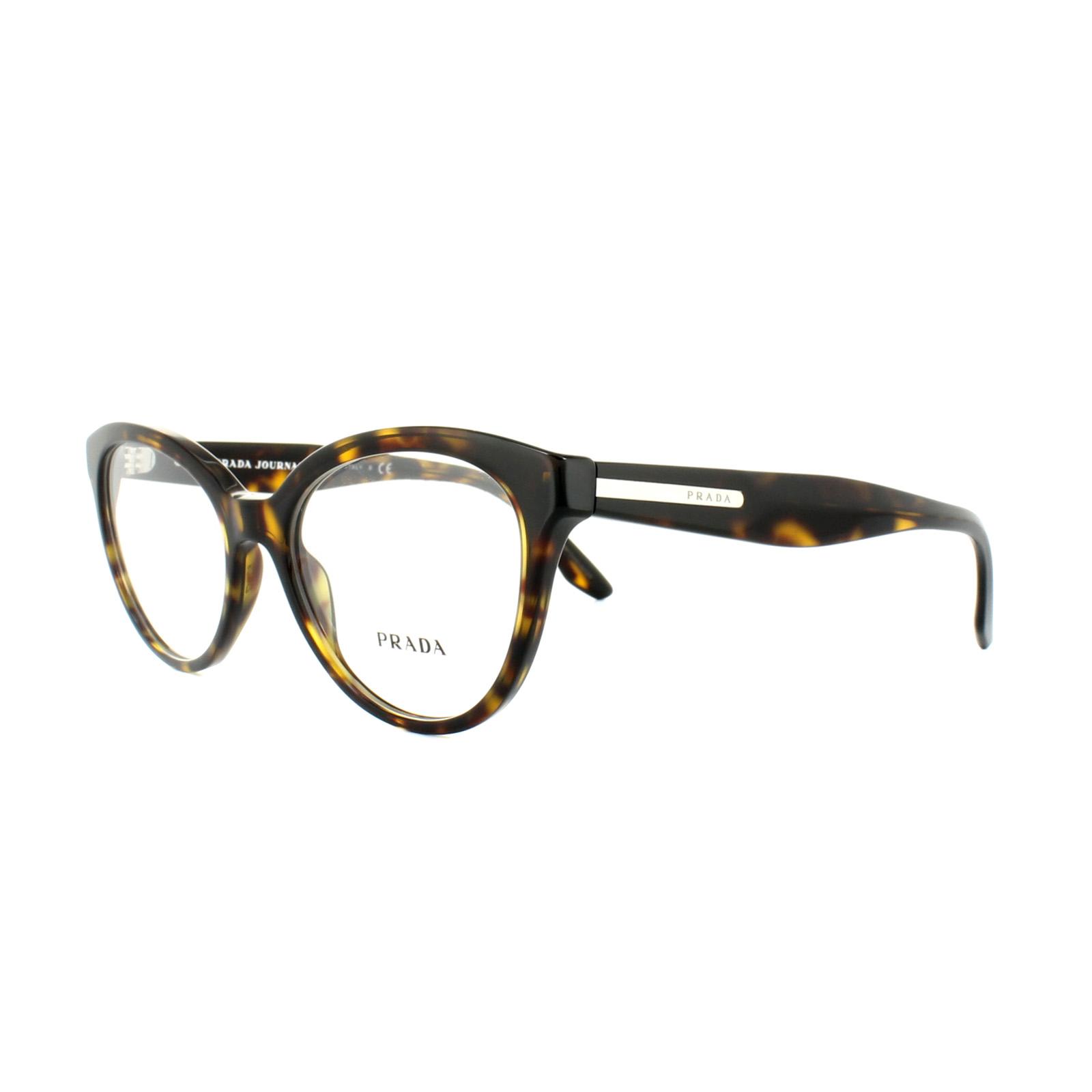 Cheap Prada PR 05UV Glasses Frames - Discounted Sunglasses