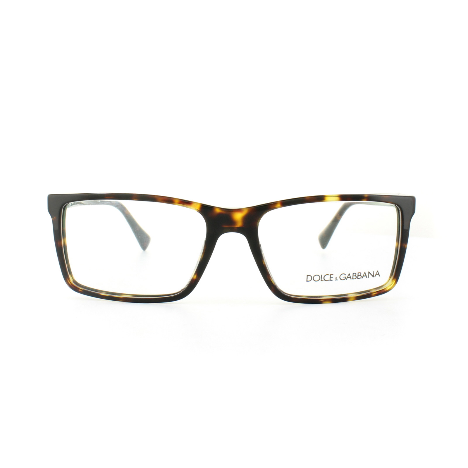 sentinel dolce and gabbana glasses frames dg 3217 502 havana mens 55mm - Dolce And Gabbana Glasses Frames