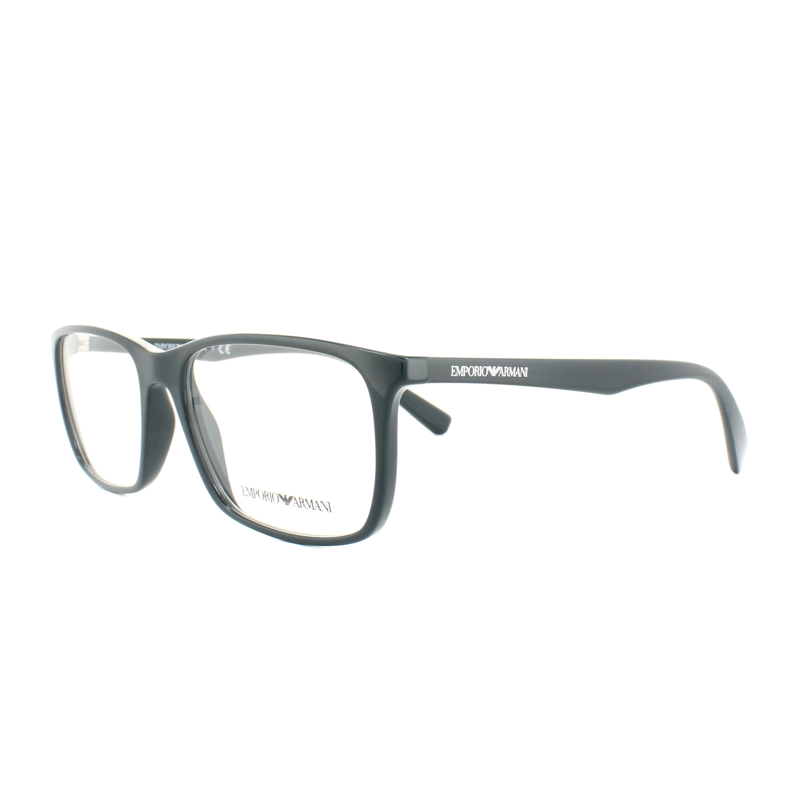 aa29982dc44 Sentinel Emporio Armani Glasses Frames EA 3109 5602 Dark Blue Used Effect  Womens 52mm