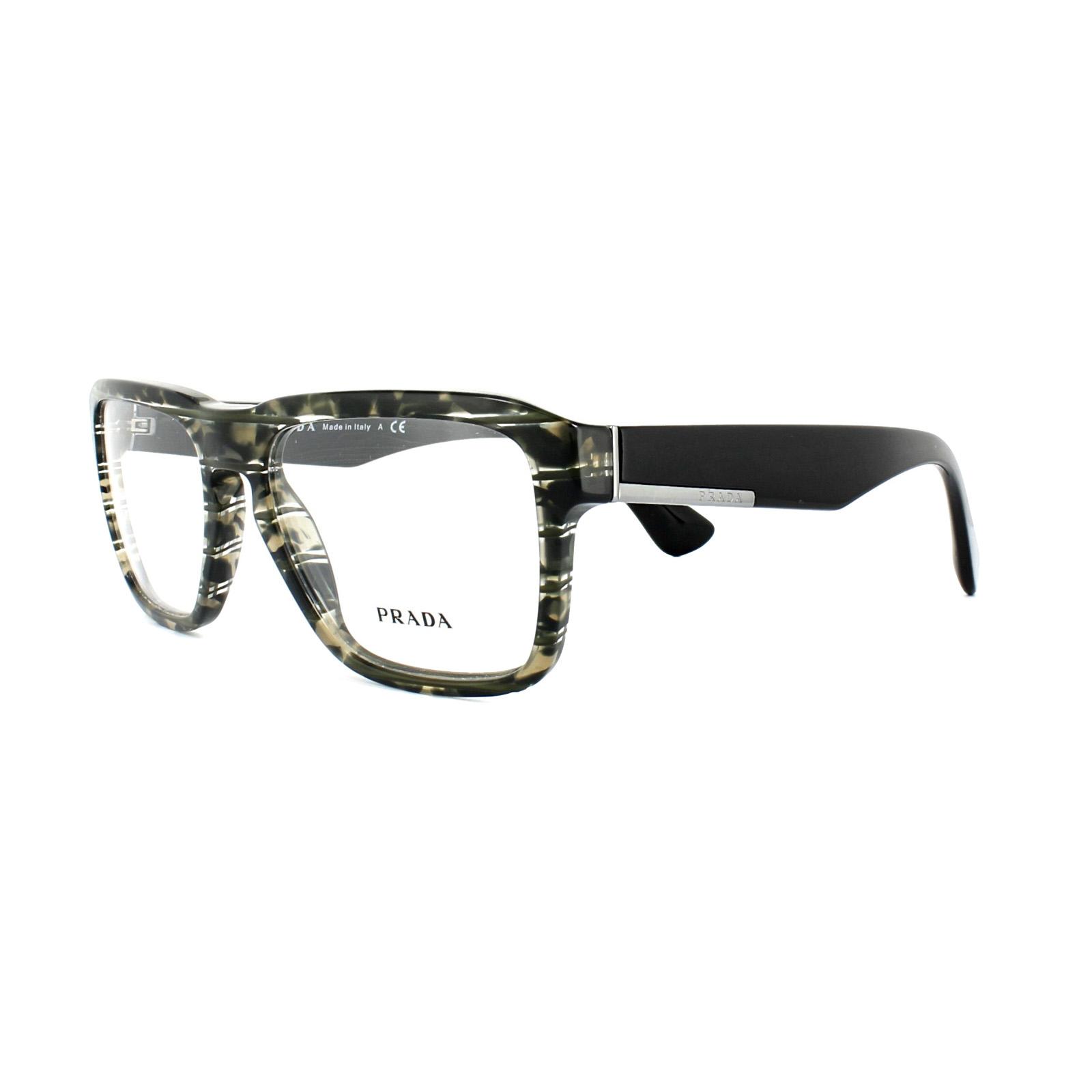 43ce96b09c20 ... women myopia glasses frames new style sentinel prada glasses frames pr  04sv ube1o1 green line tortoise mens 53mm 91395 e8e88 ...