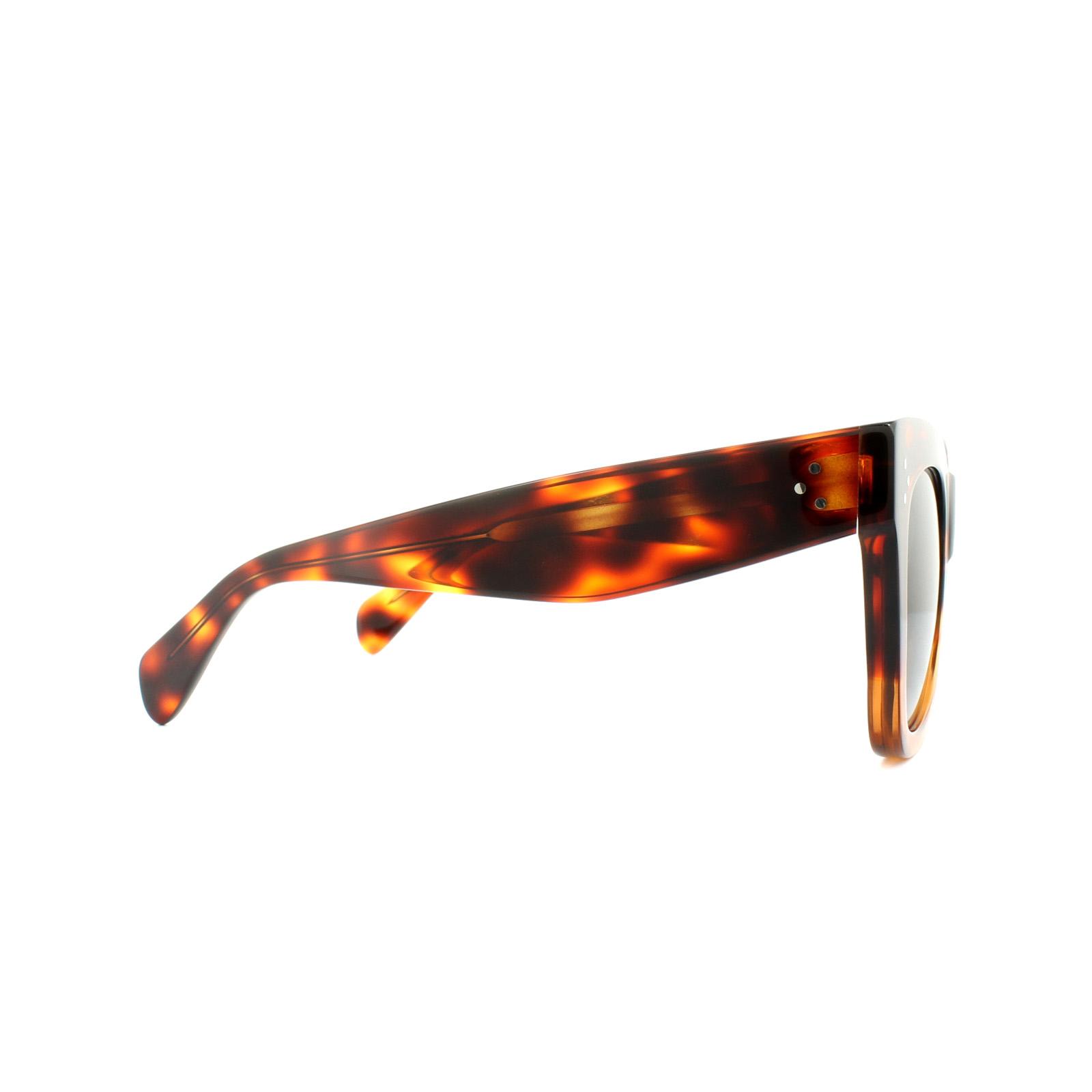 315eba23b6ea Sentinel Celine Sunglasses 41090 S Catherine 233 HD Dark Havana Brown Grey  Gradient