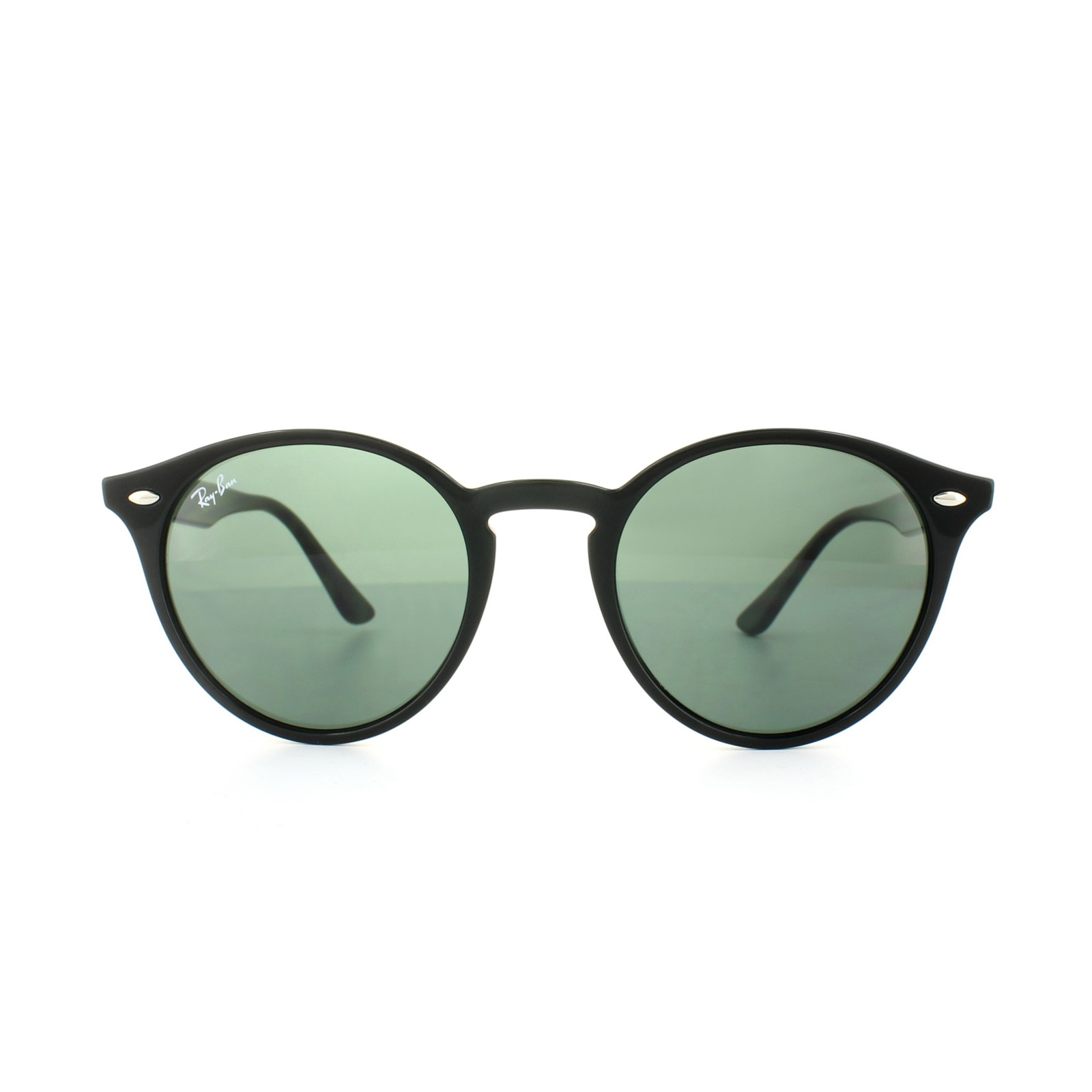 4d03f289415 Ray-Ban Sunglasses 2180 601 71 Black Green 51mm 8053672546941