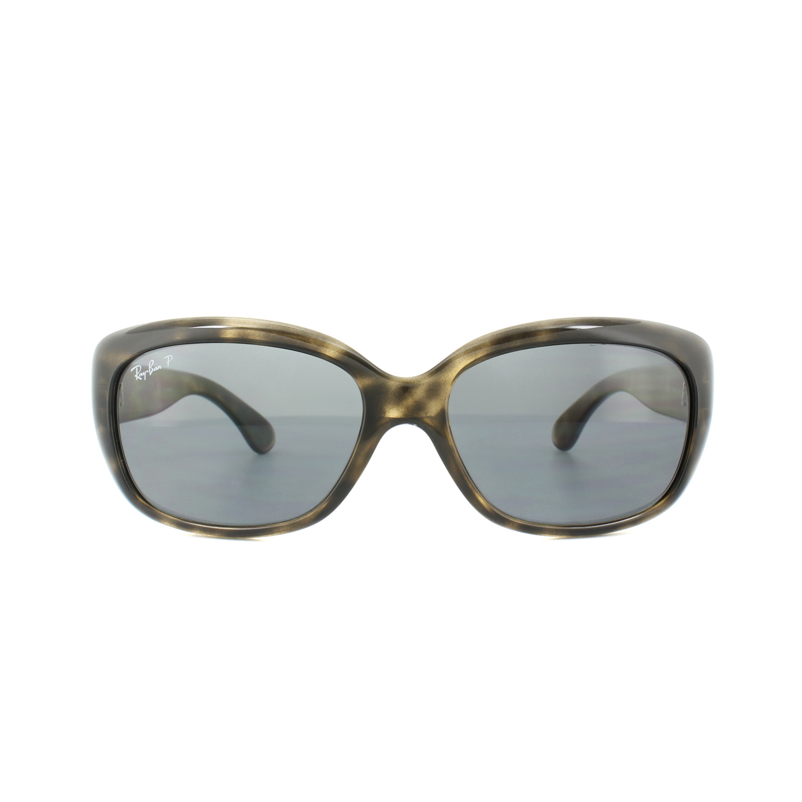 0d2eab5b32b Sentinel Ray-Ban Sunglasses Jackie Ohh 4101 731 81 Tortoise Grey Gradient  Polarized
