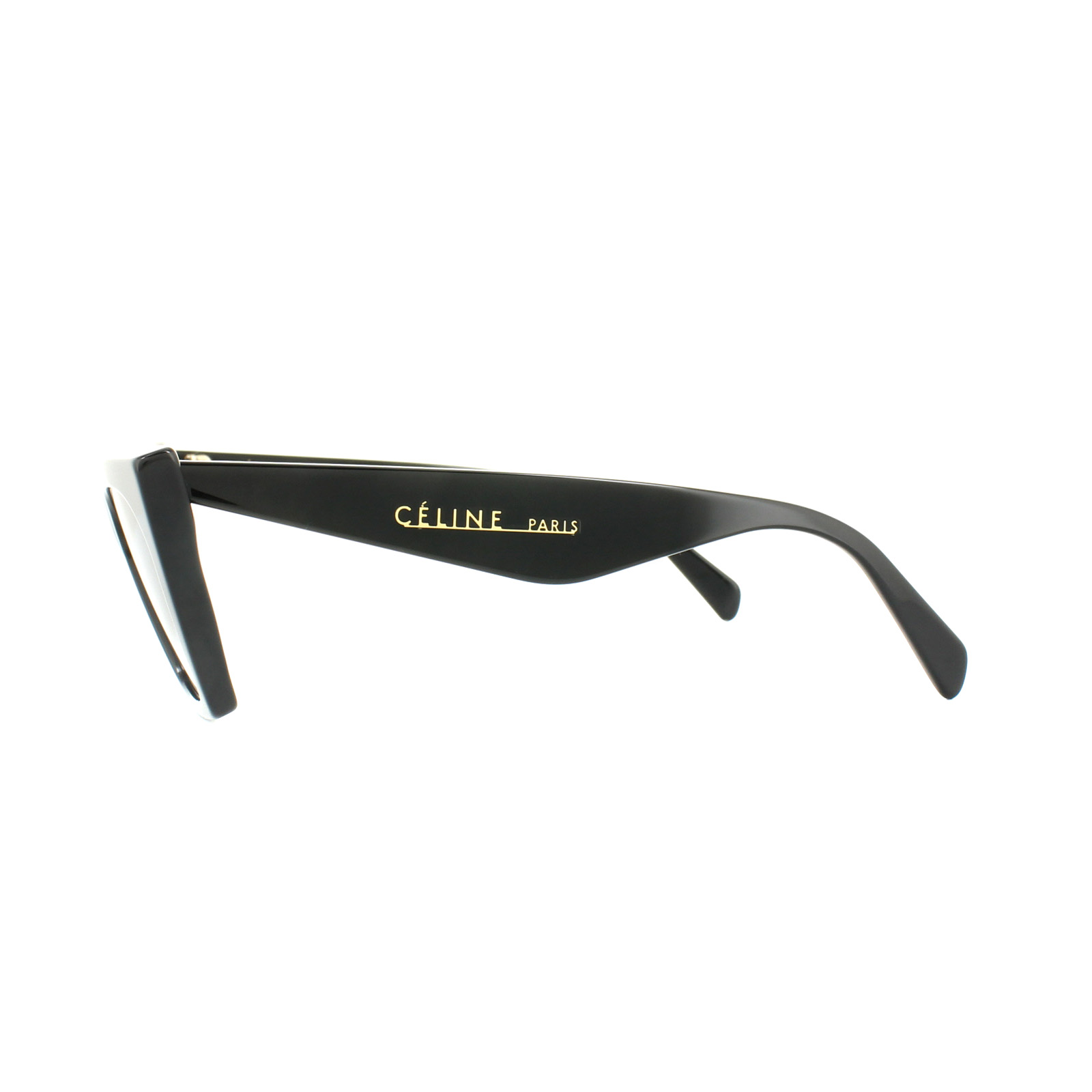 7c99afdf0c9 Celine Sunglasses 41468 S Edge 807 IR Black Grey Blue
