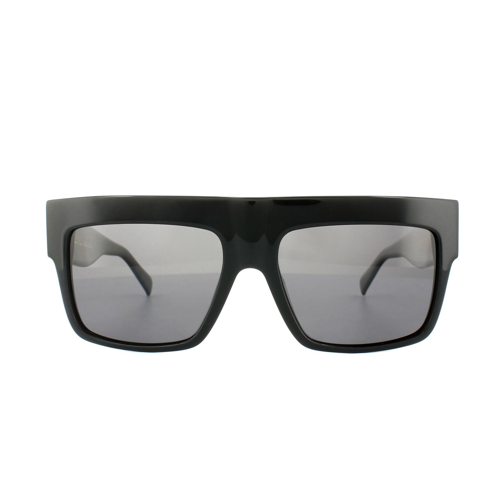 eb35e232f83 Celine Sunglasses 41756 S ZZ Top 807 3H Black Grey Polarized Kim Kardashian  762753456717