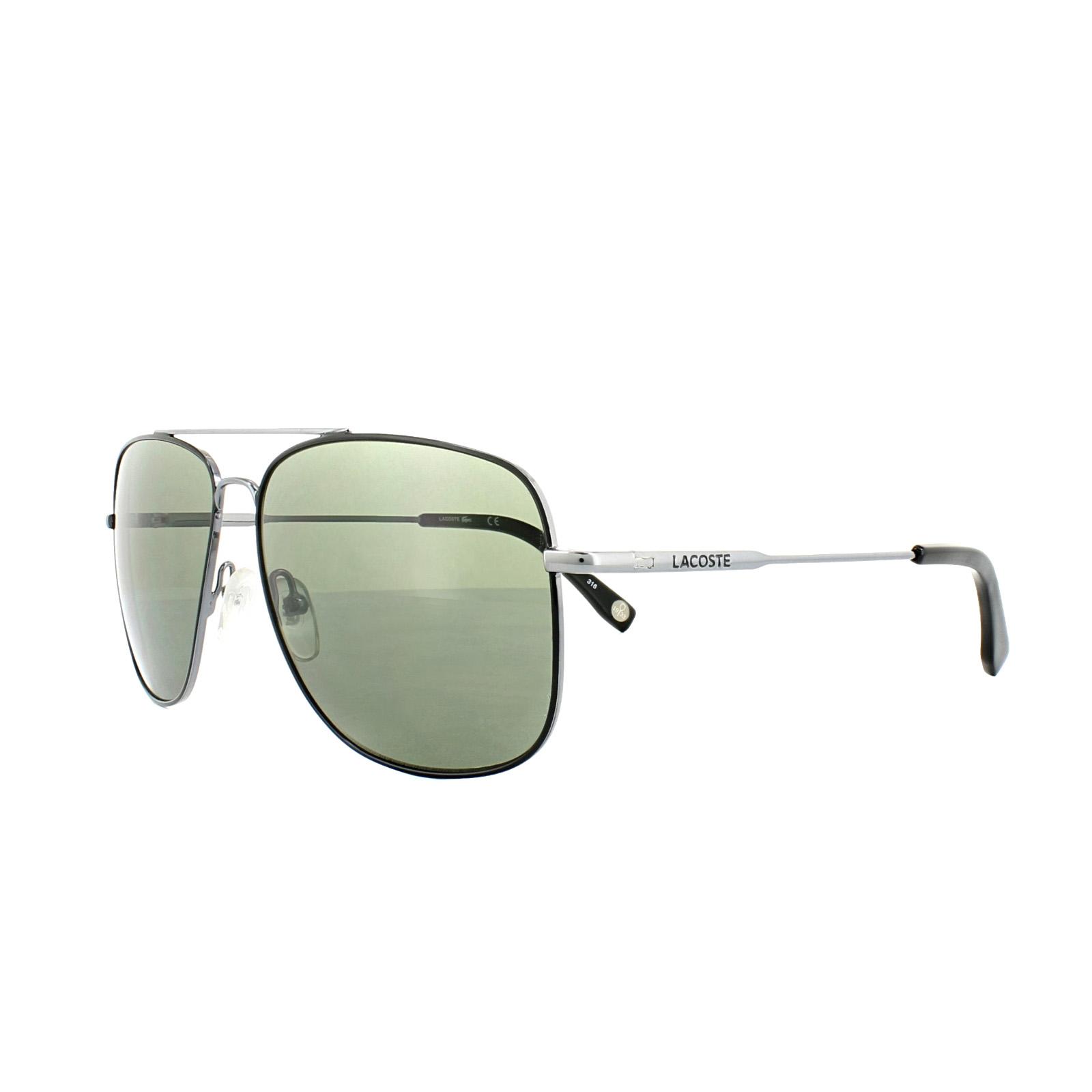 a648abf55fc0 Lacoste Sunglasses L175S 035 Grey Green 886895238656