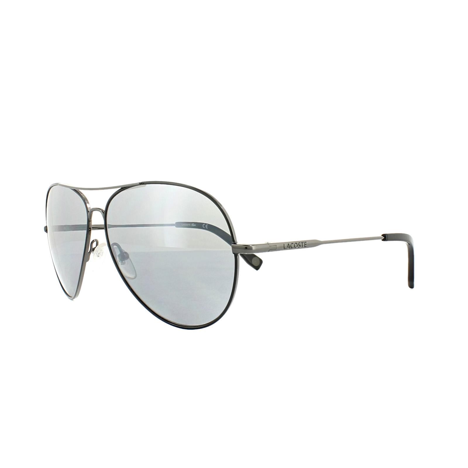 7159d414e1a2 Sentinel Lacoste Sunglasses L174S 033 Gunmetal Grey Grey. Sentinel  Thumbnail 2