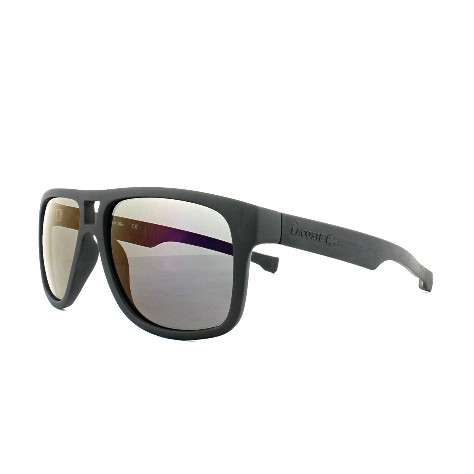 1349a2b64c1b Lacoste Sunglasses L817S 004 Matt Black Dark Grey 886895304177