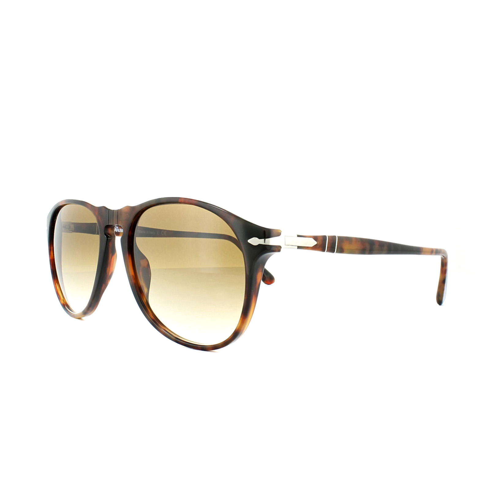 ceb303b9ad Sentinel Thumbnail 1. Sentinel Persol Sunglasses 6649S 108 51 Caffe Brown  Brown Gradient