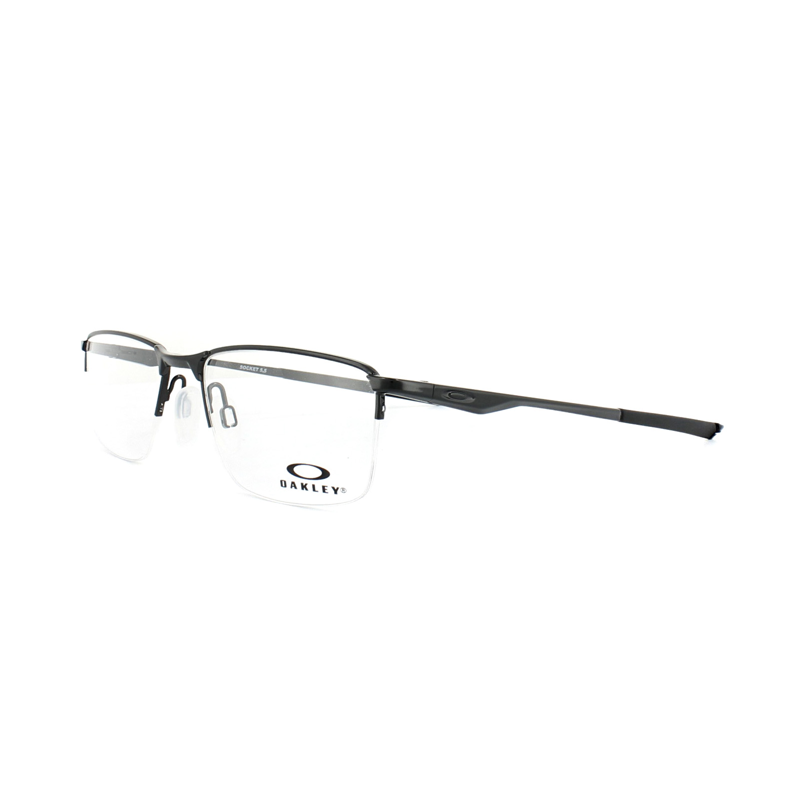 86b4697ae8 Sentinel Oakley Glasses Frames Socket 5.5 OX3218-01 Polished Black