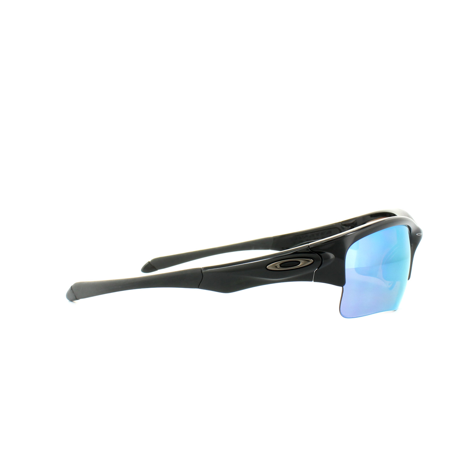 e4df2620e9 Sentinel Oakley Sunglasses Quarter Jacket OO9200-16 Pol Black Prizm Deep  Water Polarized