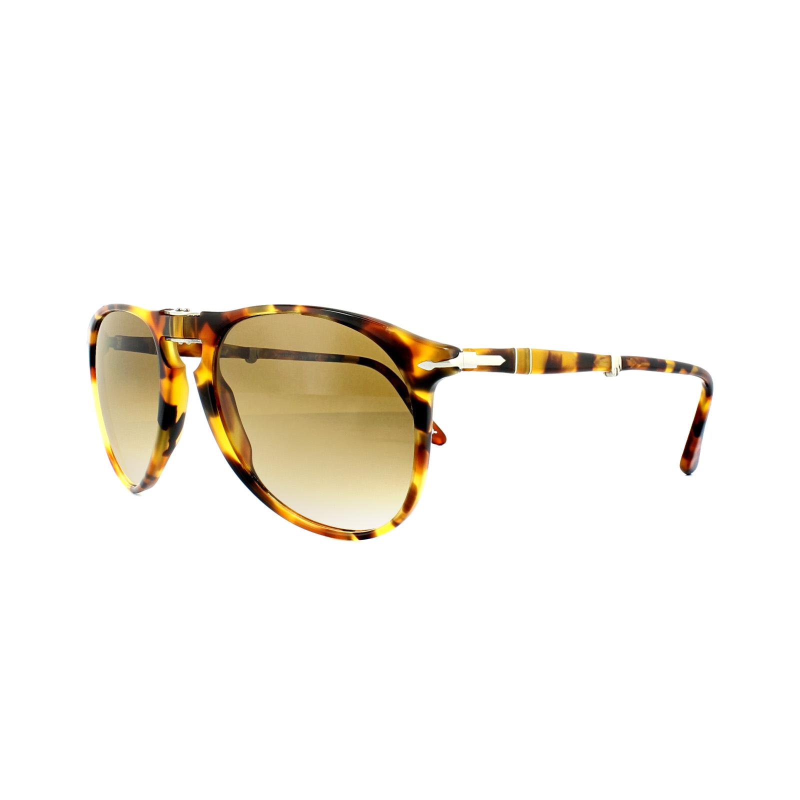 e148295594 Sentinel Persol Sunglasses 9714S 105251 Madreterra Brown Gradient. Sentinel  Thumbnail 2