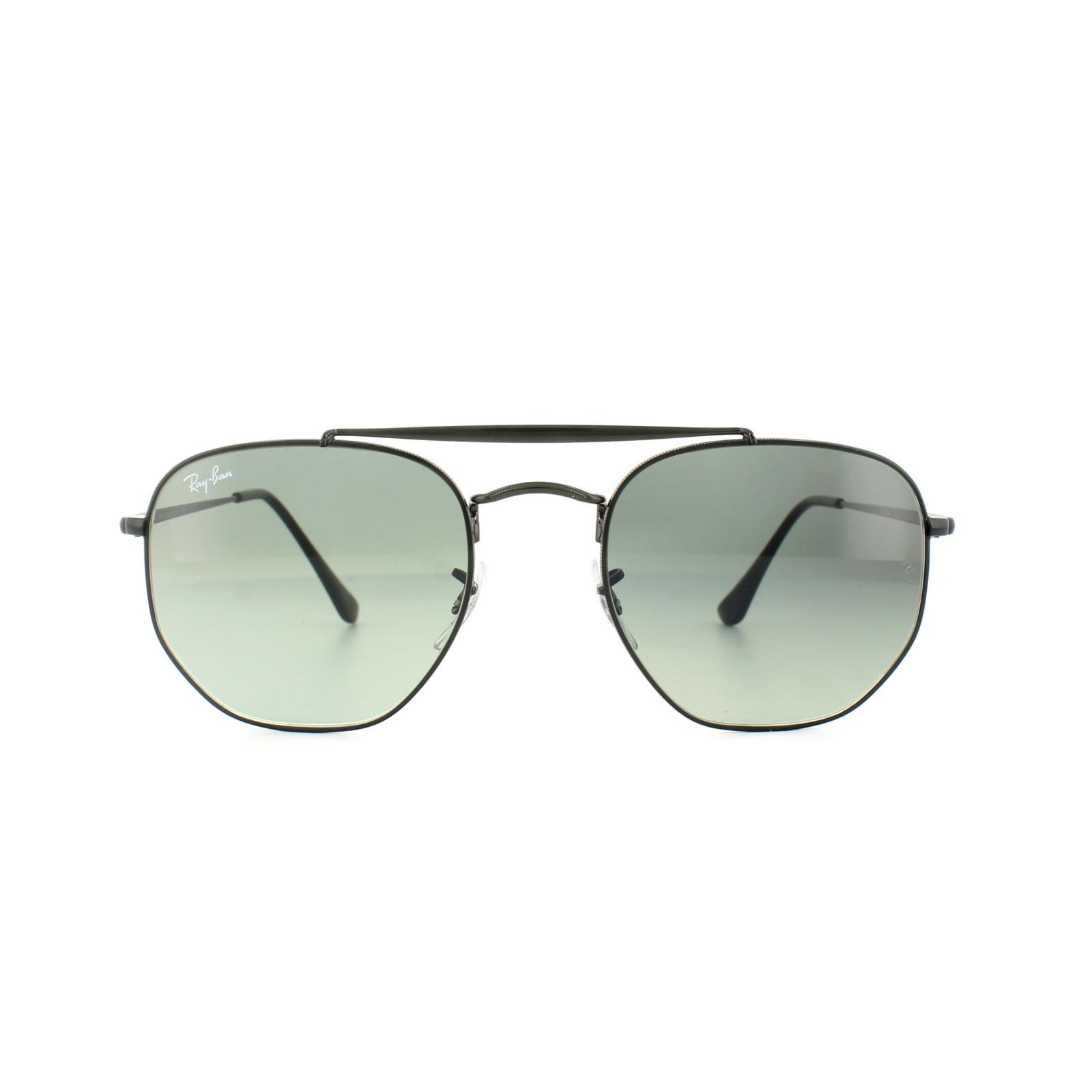1e3a3a27fc Sentinel Ray-Ban Sunglasses Marshal 3648 002 71 Black Grey Gradient