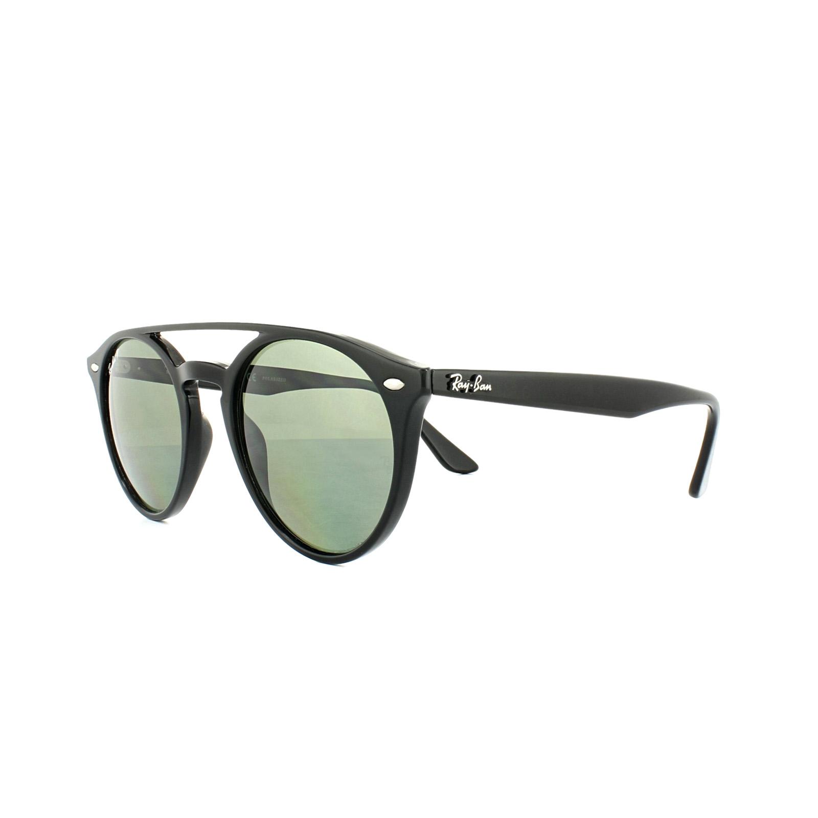 98e93096cdee Ray-Ban Sunglasses 4279 601 9A Black Green Polarized 8053672730586 ...