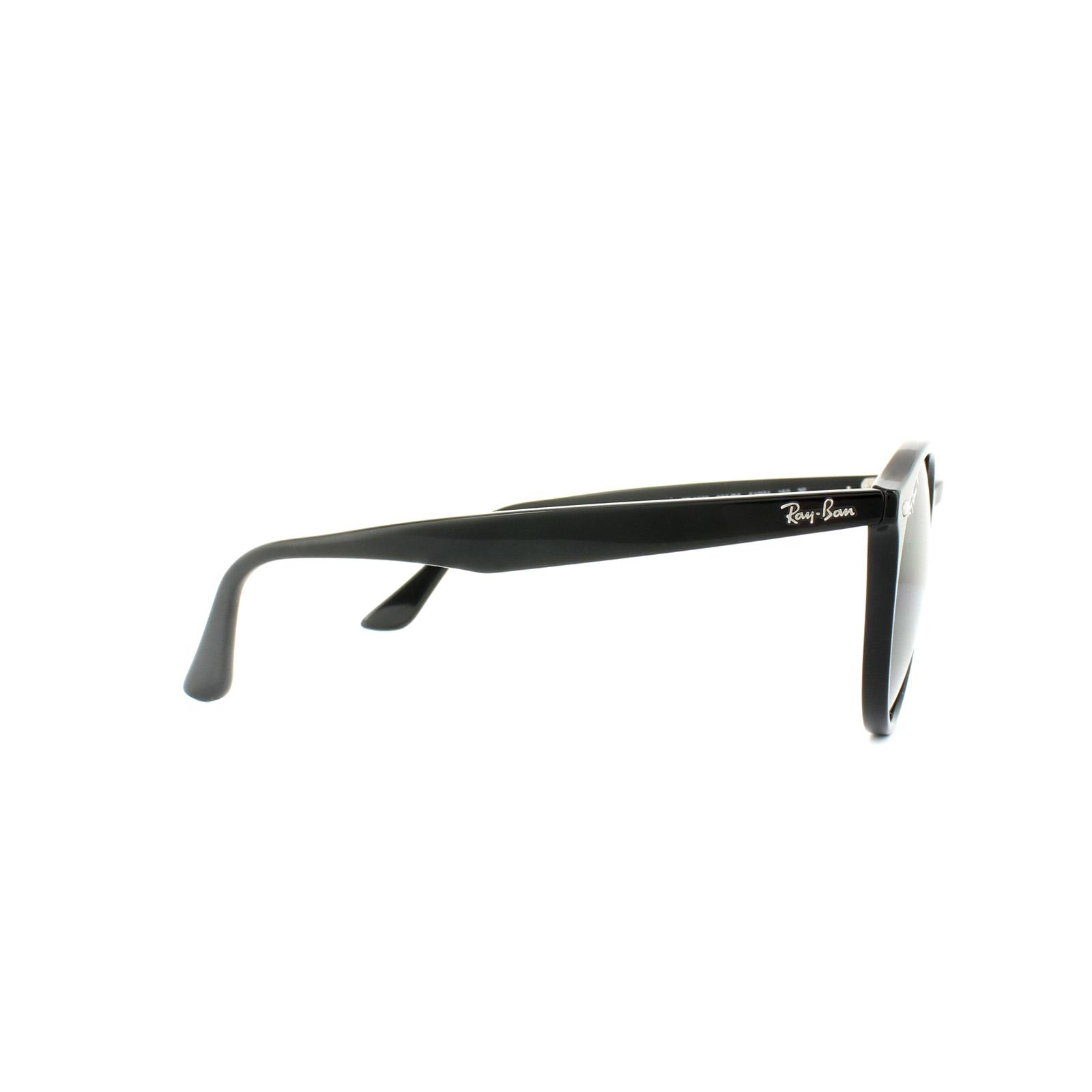 714cff21fb Ray-Ban Sunglasses 4279 601 9A Black Green Polarized 8053672730586 ...