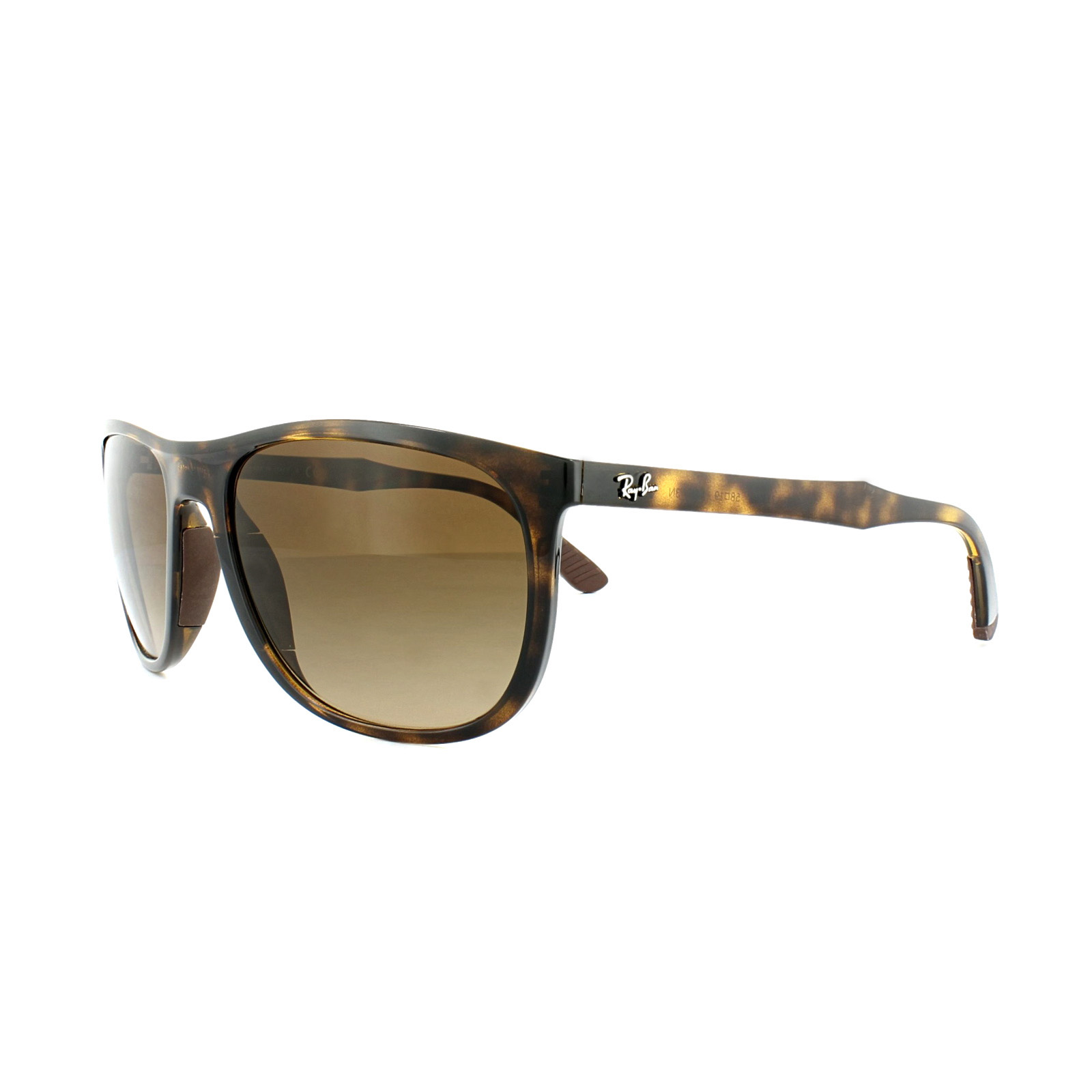 0c77e2e95fc Ray-Ban Sunglasses 4291 710 13 Tortoise Brown Gradient 8053672828474 ...
