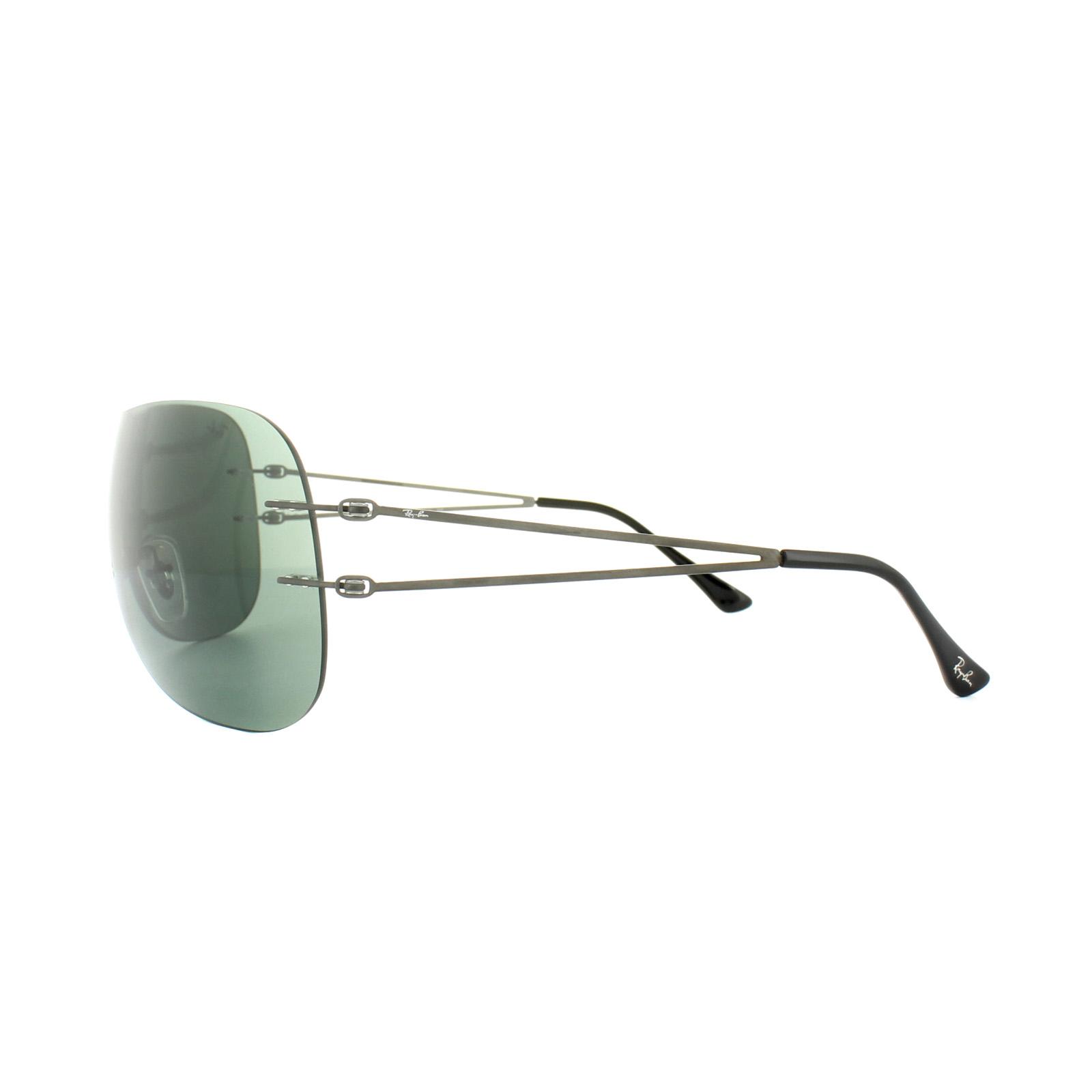 8a80a9e450 Ray-Ban Sunglasses 8057 154 71 Dark Gunmetal Green 8053672637441