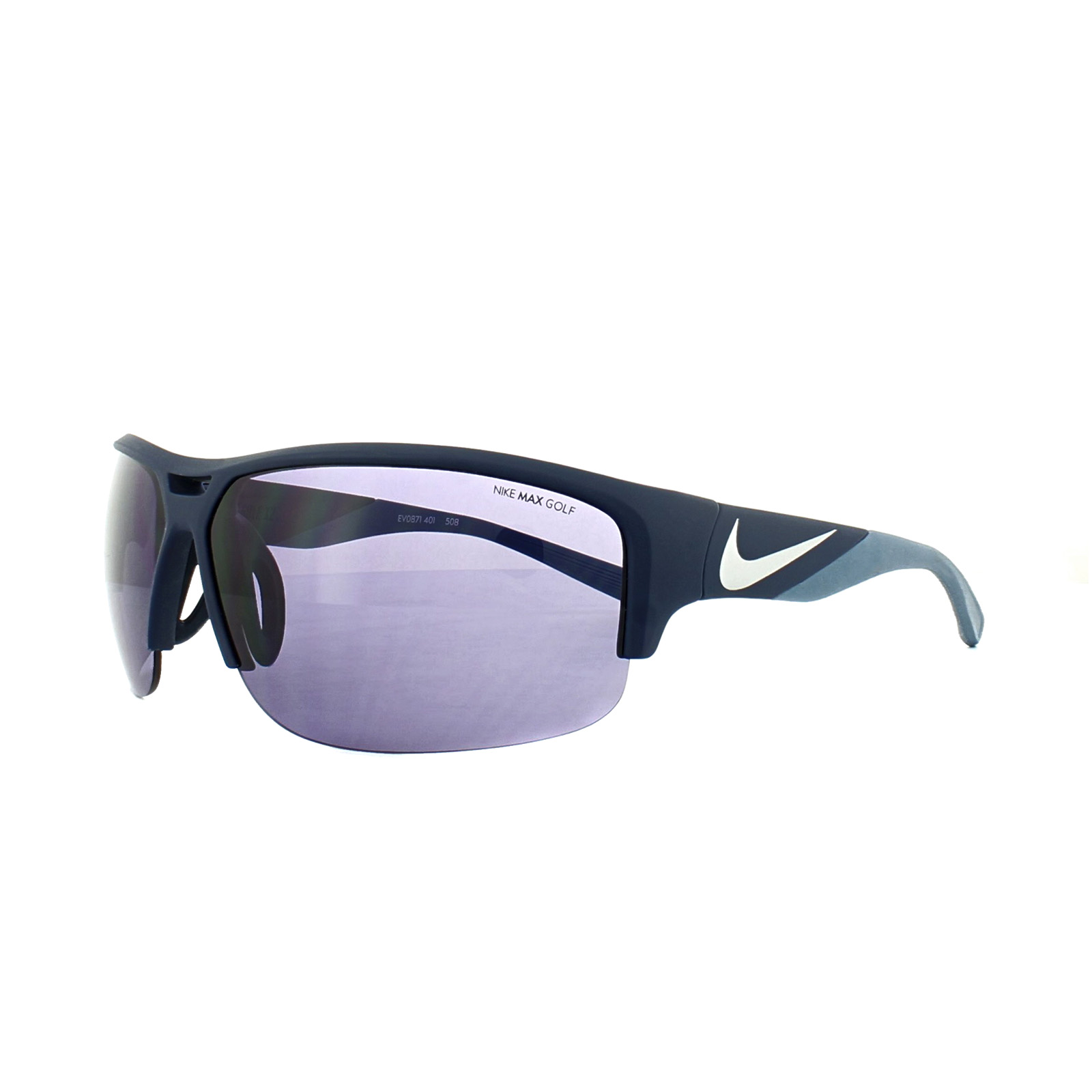 3467e31b437 Sentinel Nike Sunglasses Golf X2 E EV0871 401 Matt Midnight Navy Max Golf  Tint