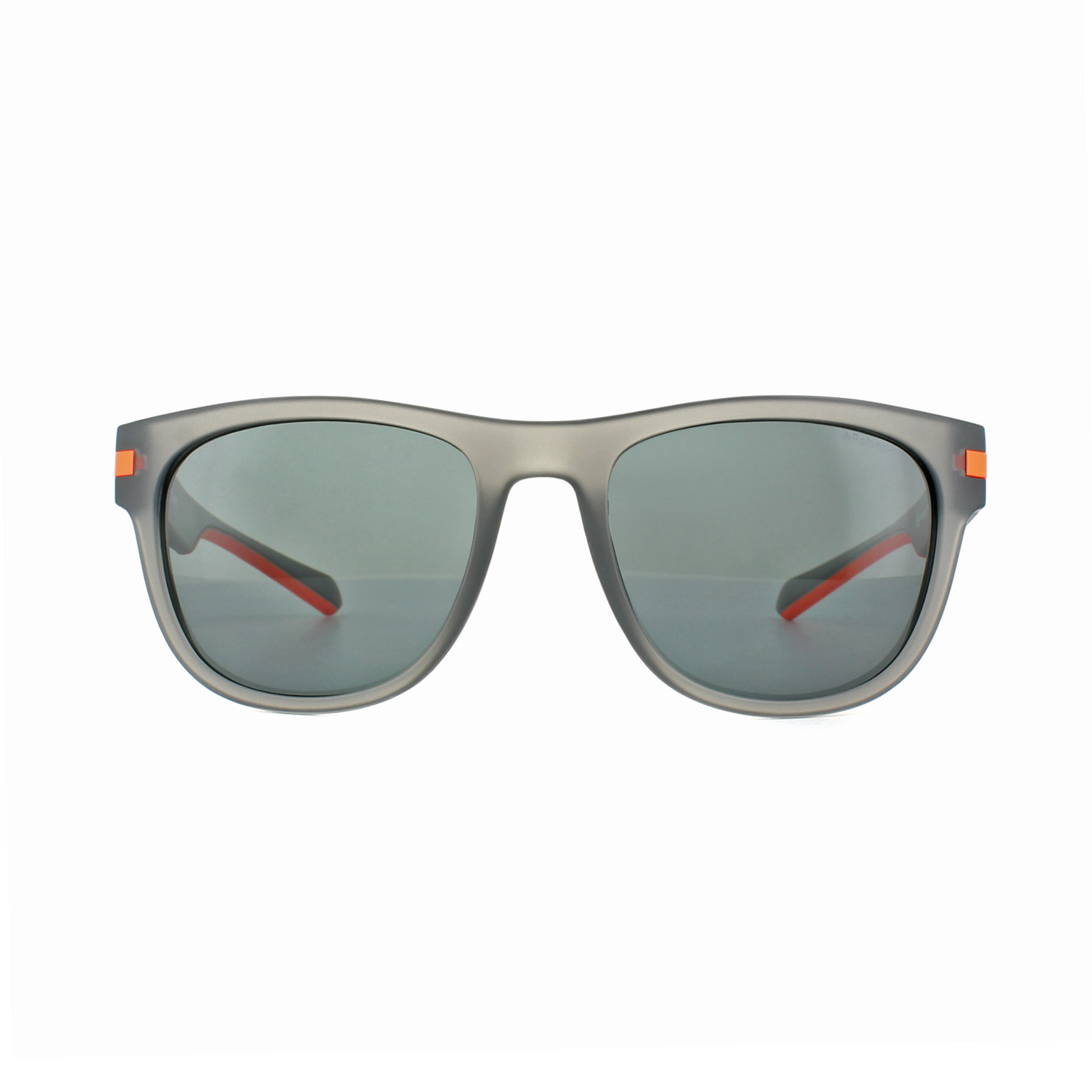 Sentinel Polaroid Sunglasses PLD 2065 S RIW M9 Matt Grey Orange Grey  Polarized. Sentinel Thumbnail 3 95951f89401