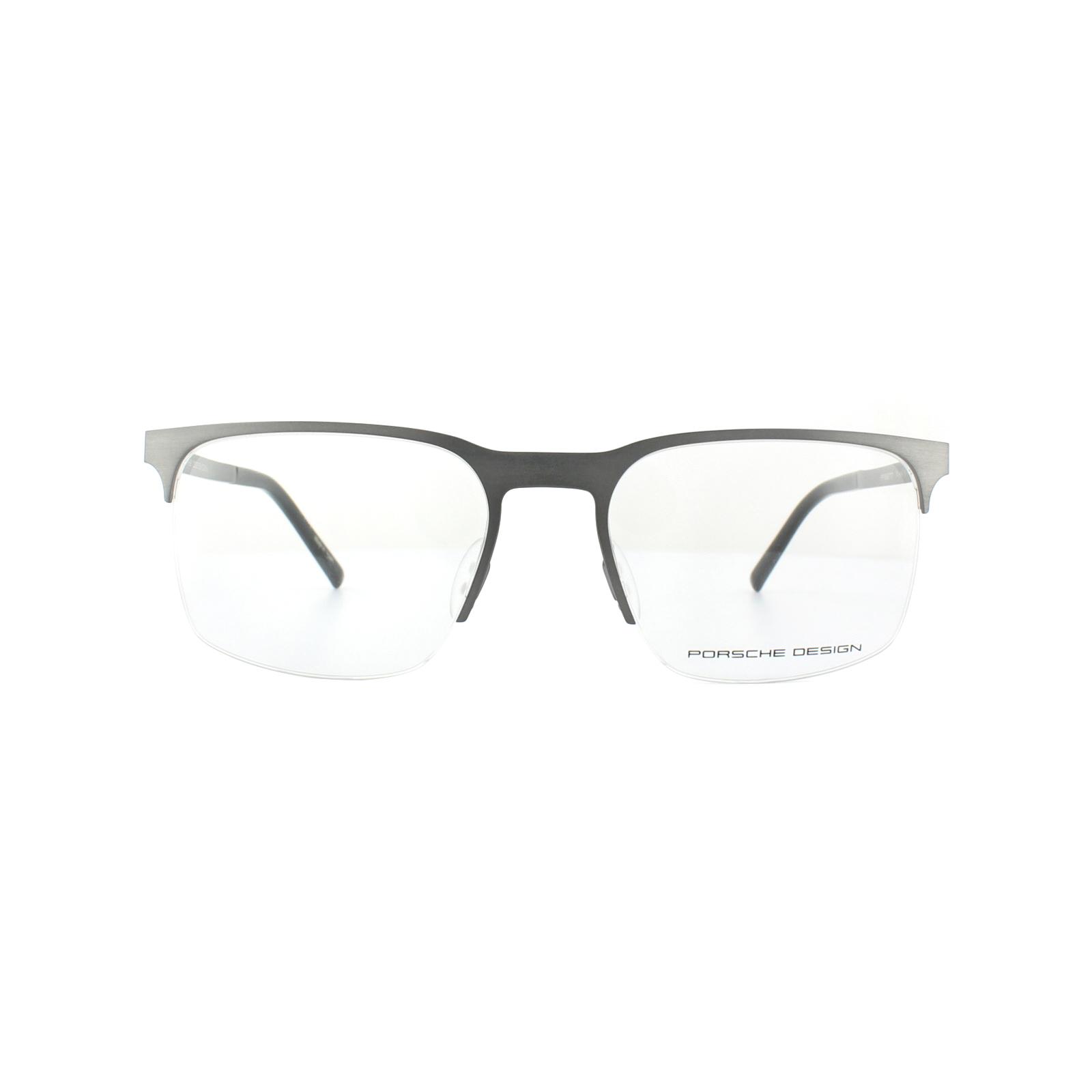 ab3f57a96d37 Porsche Design Glasses Frames P8277 B Titanium Men 4046901418083