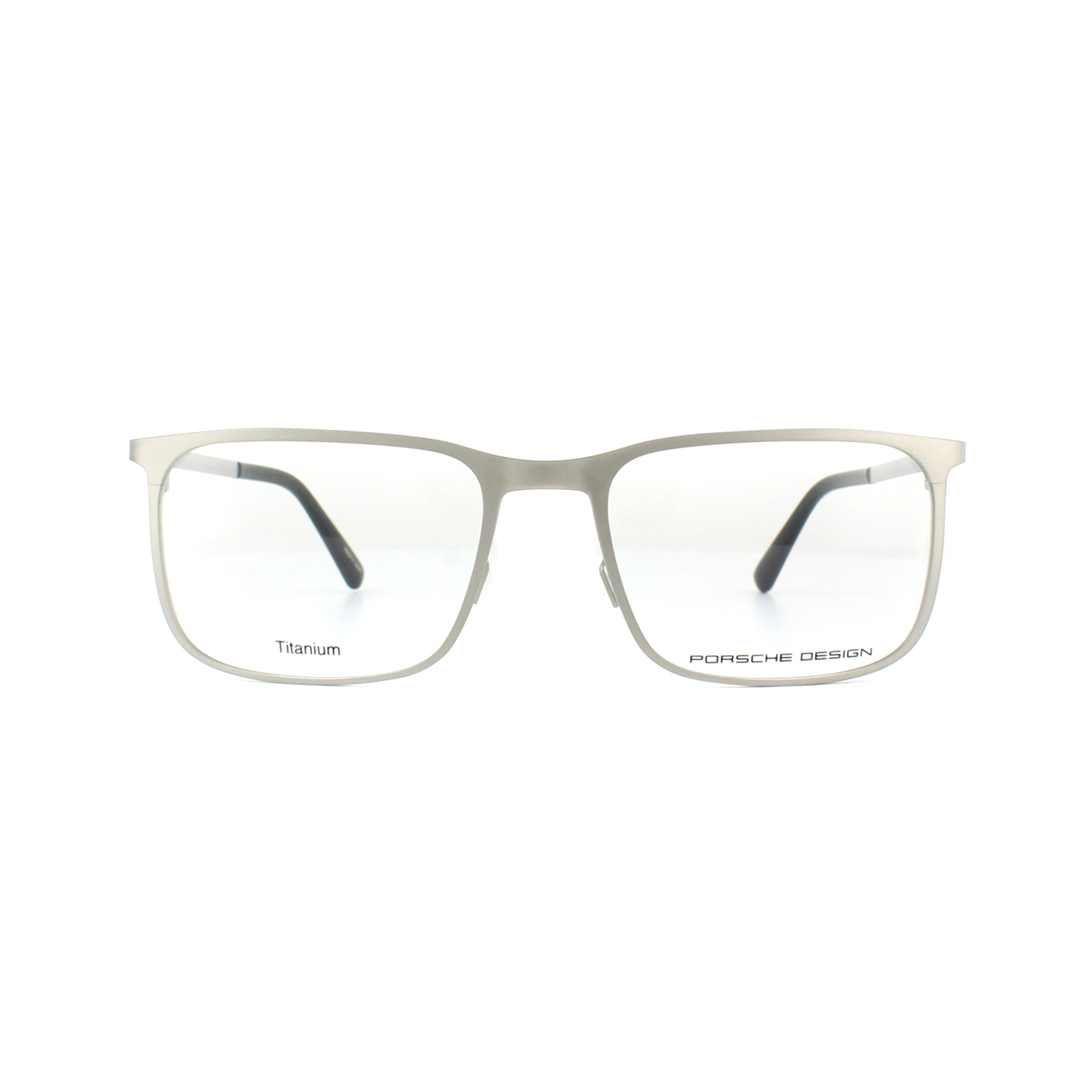 b322c54ea23d Porsche Design Glasses Frames P8294 C Silver Men 4046901983086