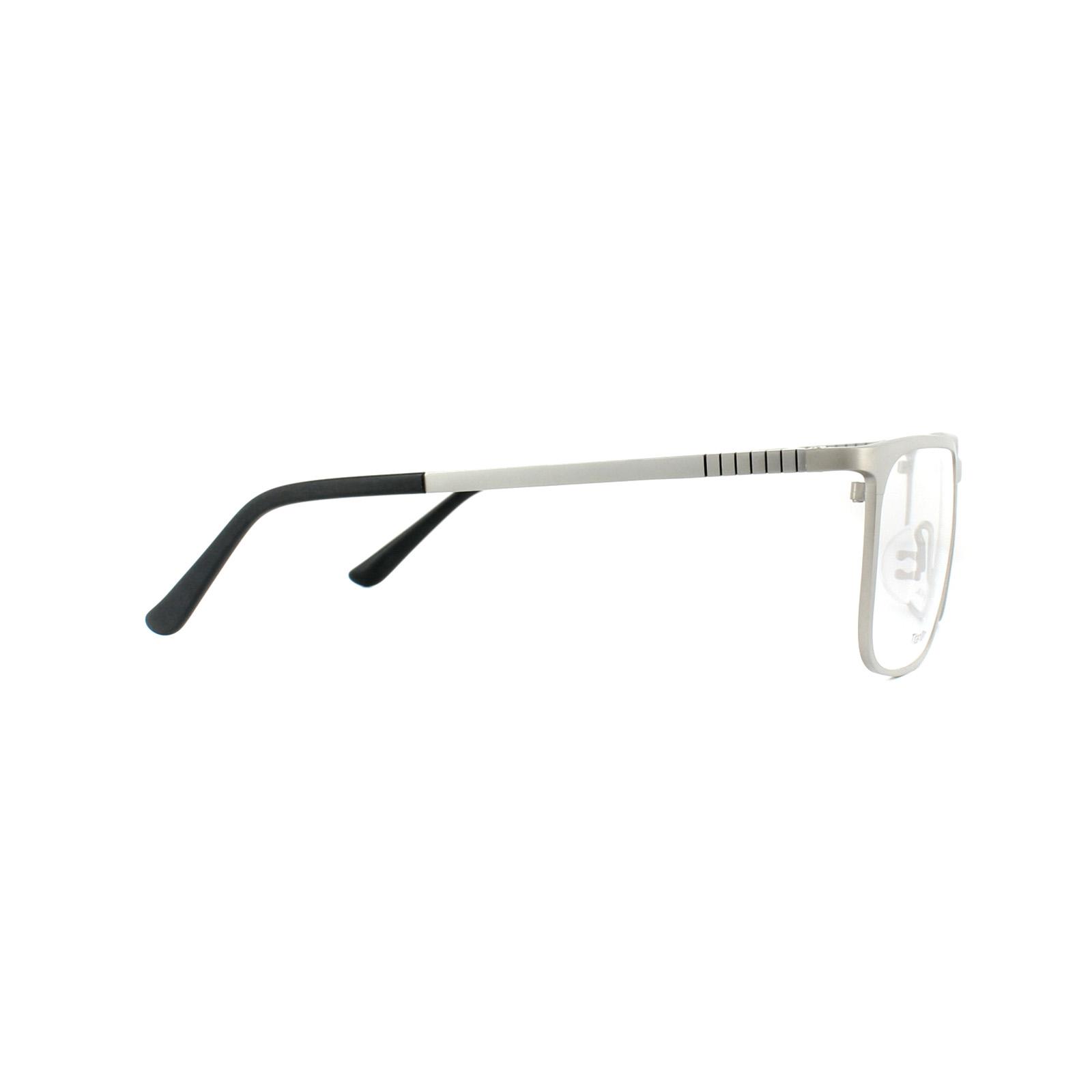 85e4af006d Porsche Design Glasses Frames P8294 C Silver Men 4046901983086