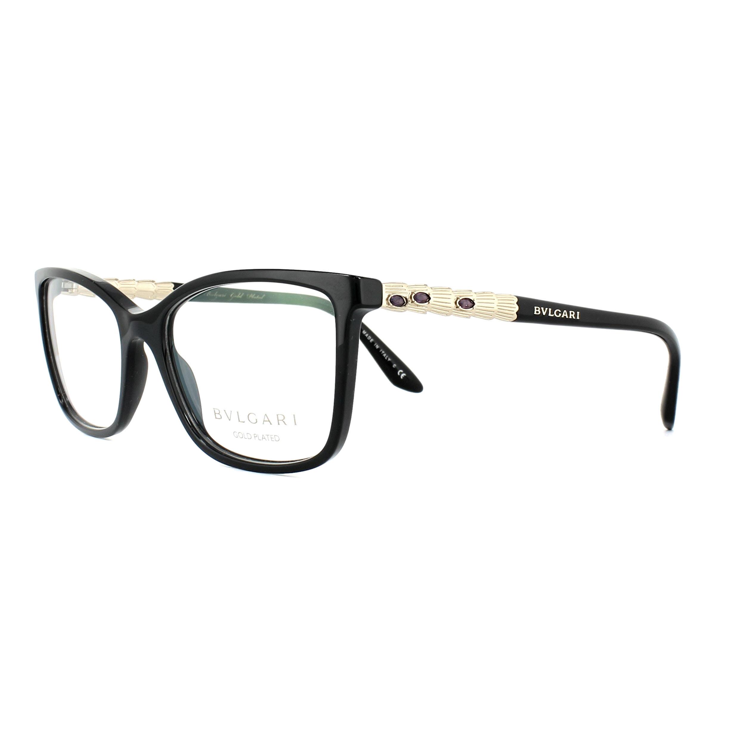 7287b2bdd8 Cheap Bvlgari 4130KB Glasses Frames - Discounted Sunglasses