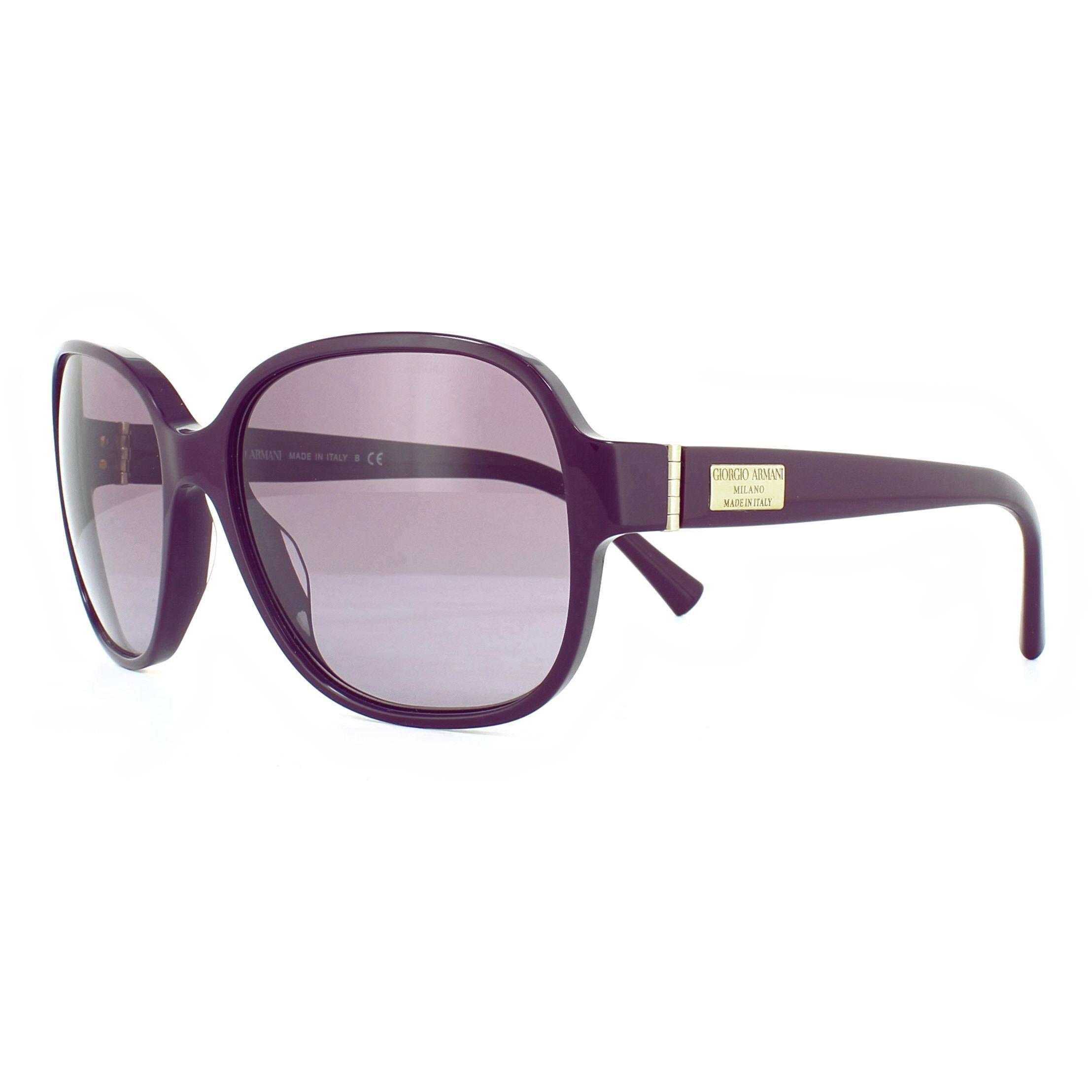 1f15b50f9c7d Sentinel Giorgio Armani Sunglasses AR8020 51158H Purple Purple Gradient