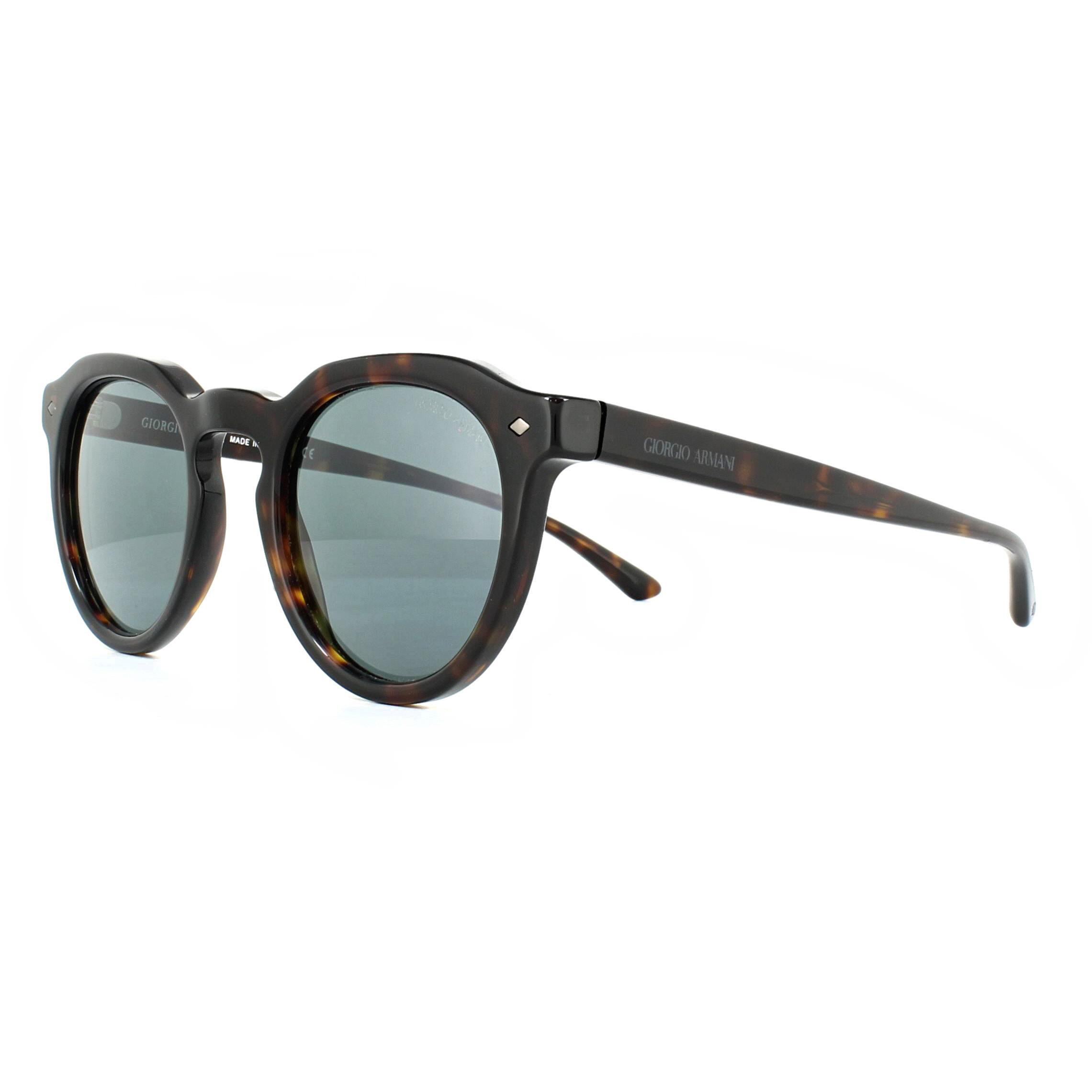 a46a4ab3b1f1 Sentinel Giorgio Armani Sunglasses AR8093 5026R5 Havana Grey. Sentinel Thumbnail  2