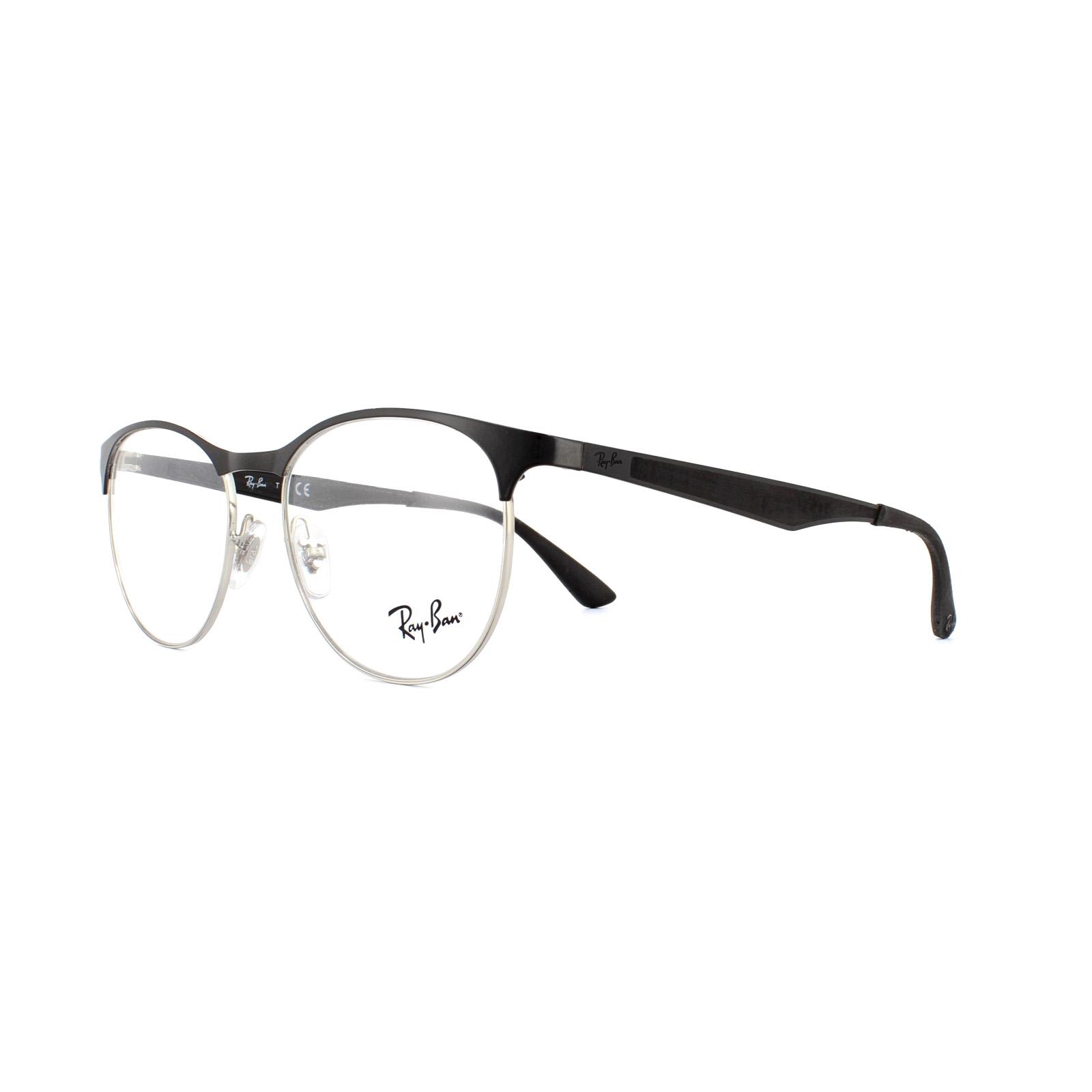 8d3e4b8aeb4 Cheap Ray-Ban 6365 Glasses Frames - Discounted Sunglasses