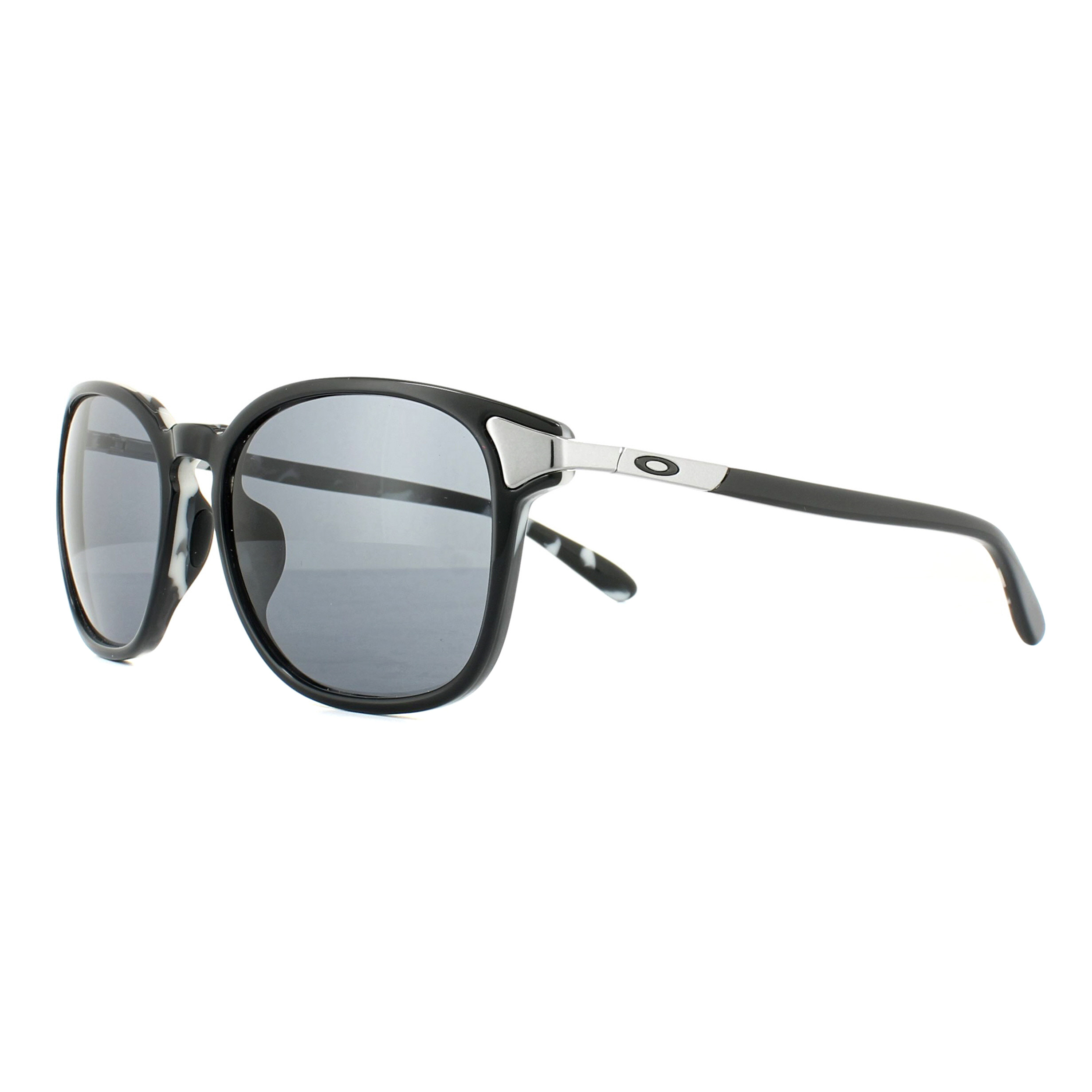 226016044caf5 Sentinel Thumbnail 1. Sentinel Oakley Sunglasses Ringer OO2047-01 Black  Mosaic Grey